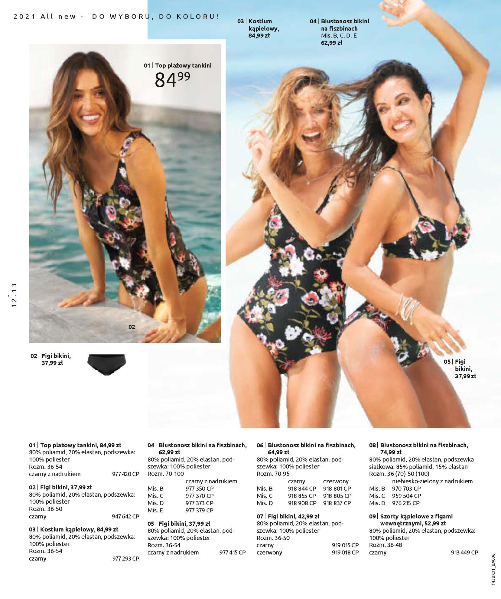 Gazetka Bonprix: Katalog Bonprix Nareszcie! Nadchodzi lato! 2021-06-09 page-14
