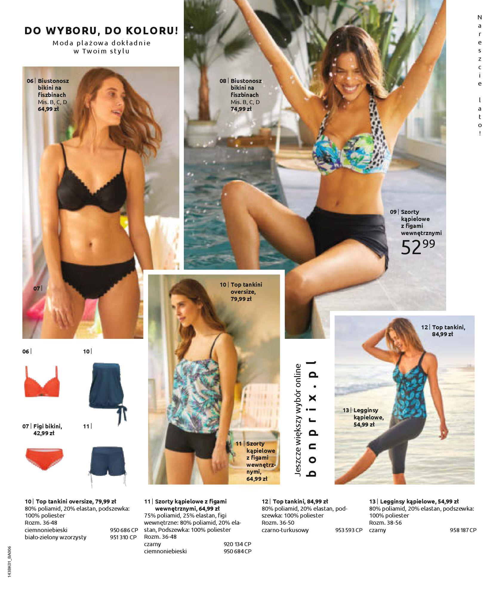 Gazetka Bonprix: Katalog Bonprix Nareszcie! Nadchodzi lato! 2021-06-09 page-15