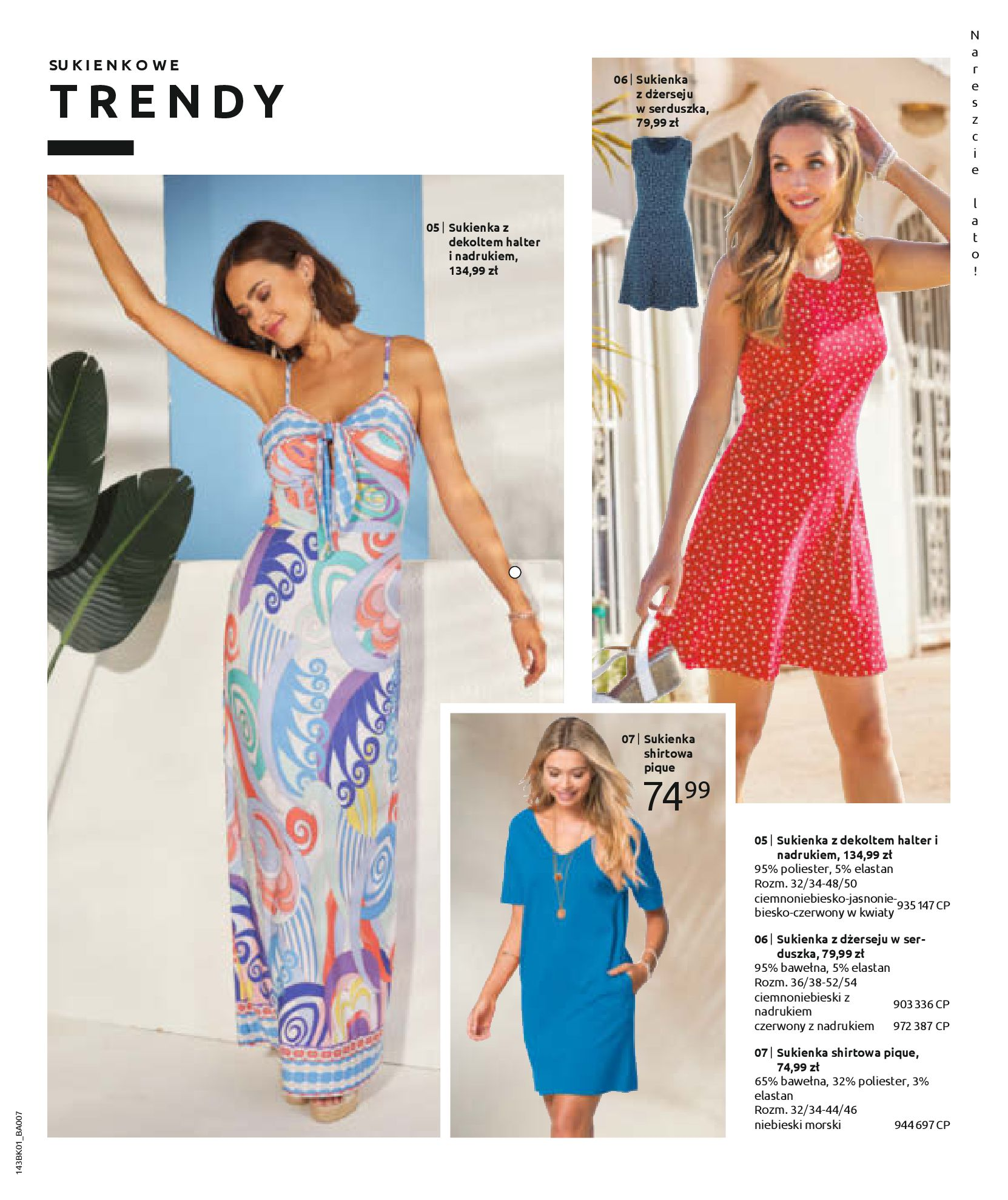 Gazetka Bonprix: Katalog Bonprix Nareszcie! Nadchodzi lato! 2021-06-09 page-17