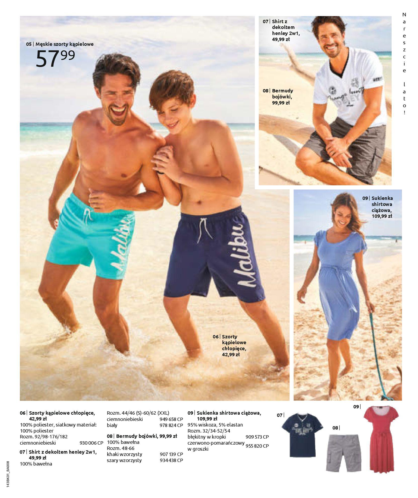 Gazetka Bonprix: Katalog Bonprix Nareszcie! Nadchodzi lato! 2021-06-09 page-19