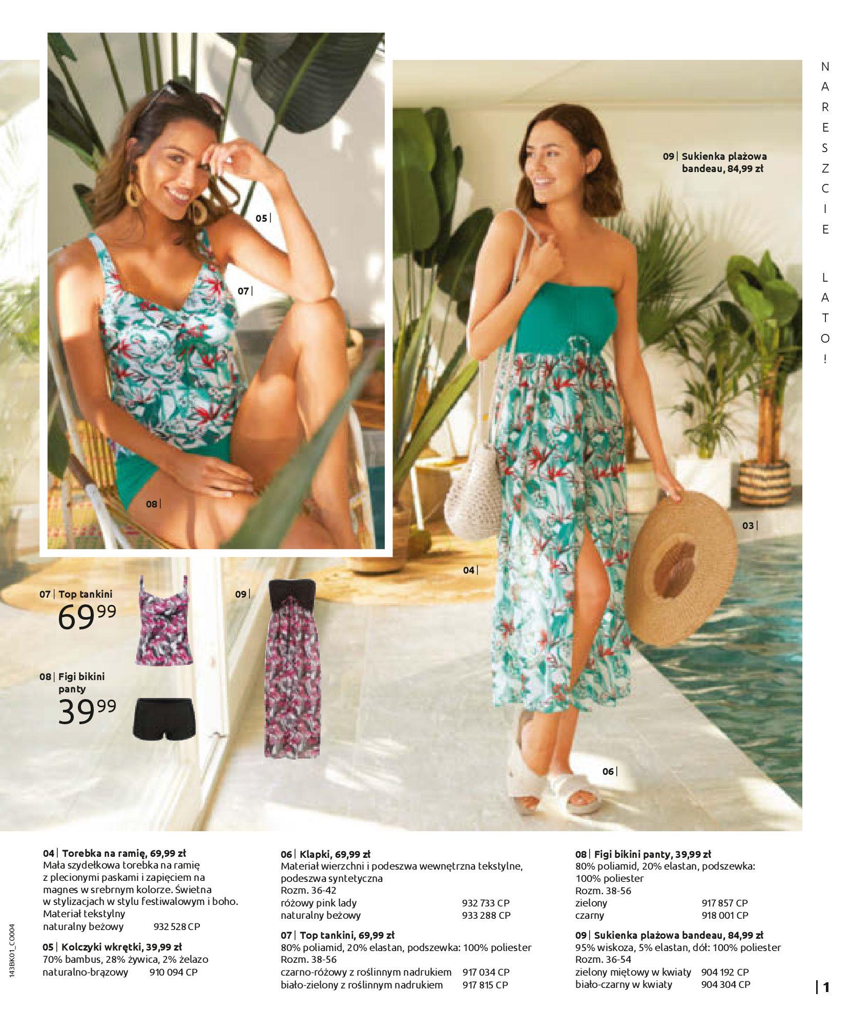 Gazetka Bonprix: Katalog Bonprix Nareszcie! Nadchodzi lato! 2021-06-09 page-3