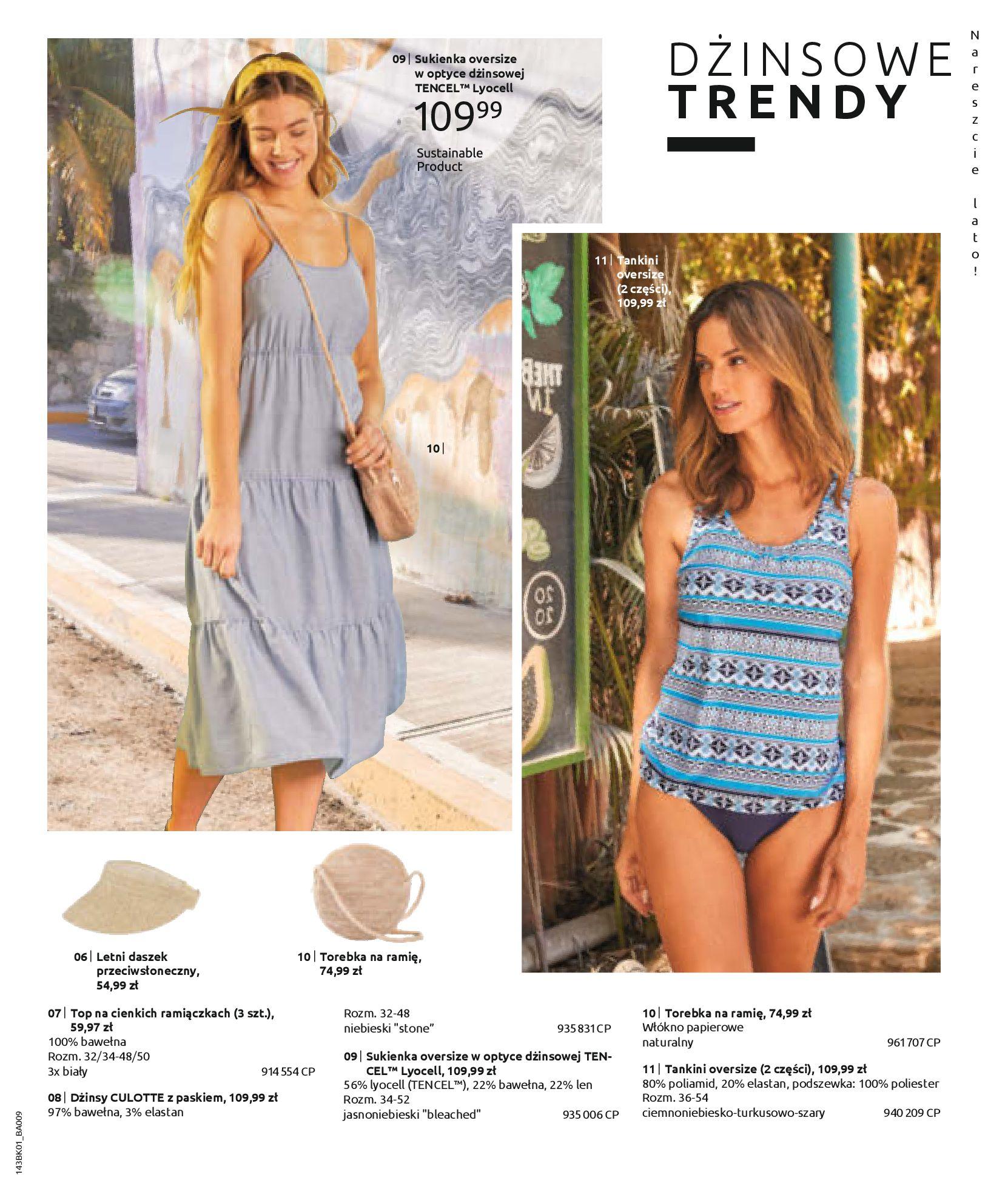 Gazetka Bonprix: Katalog Bonprix Nareszcie! Nadchodzi lato! 2021-06-09 page-21