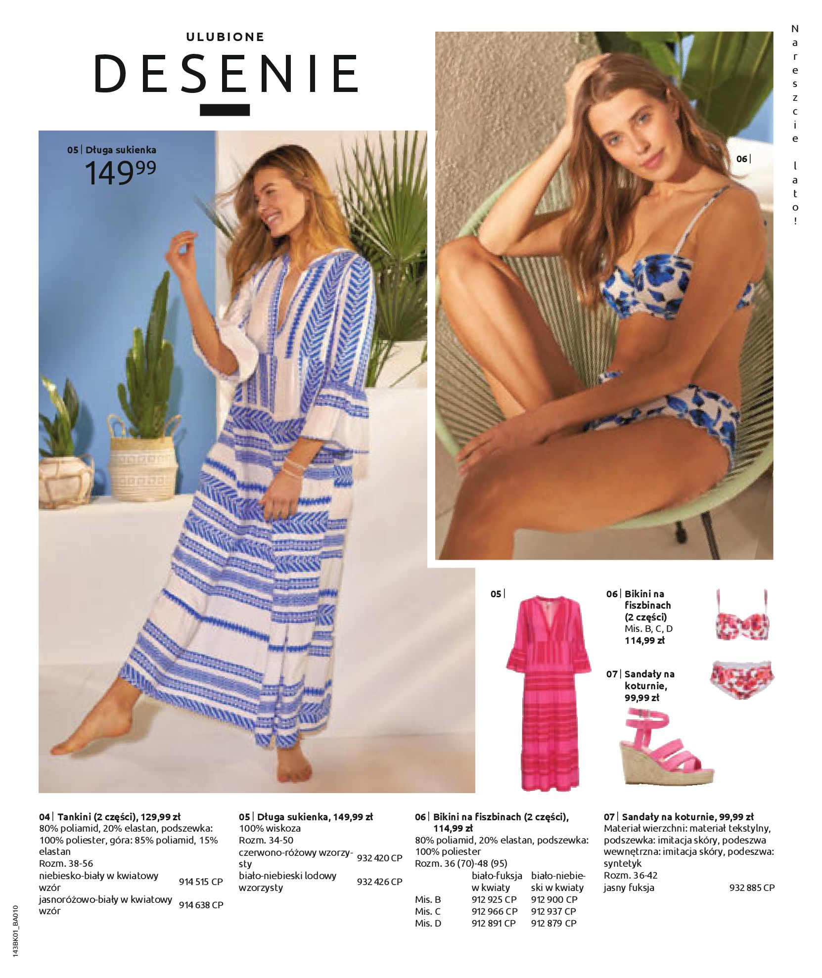 Gazetka Bonprix: Katalog Bonprix Nareszcie! Nadchodzi lato! 2021-06-09 page-23