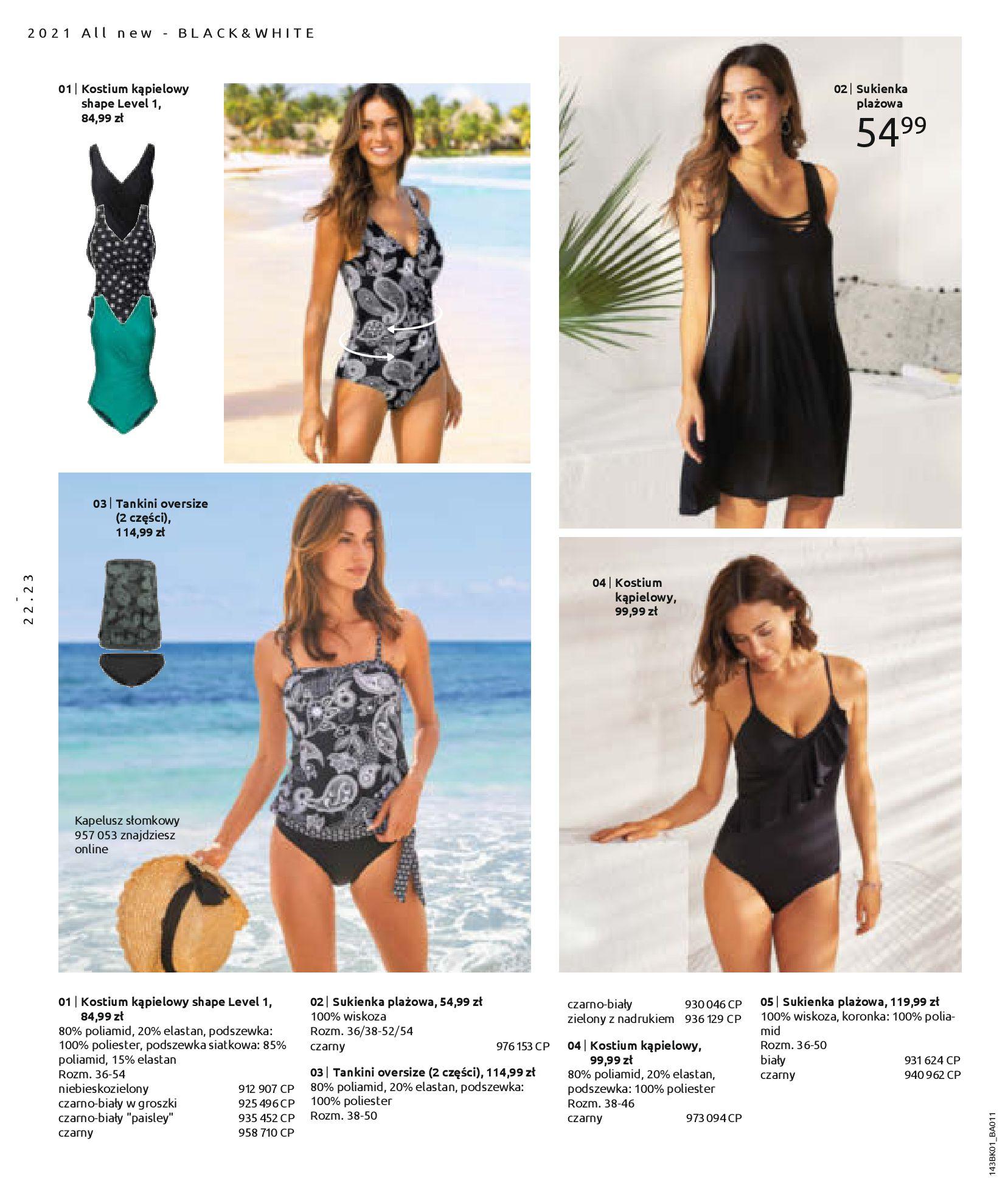 Gazetka Bonprix: Katalog Bonprix Nareszcie! Nadchodzi lato! 2021-06-09 page-24