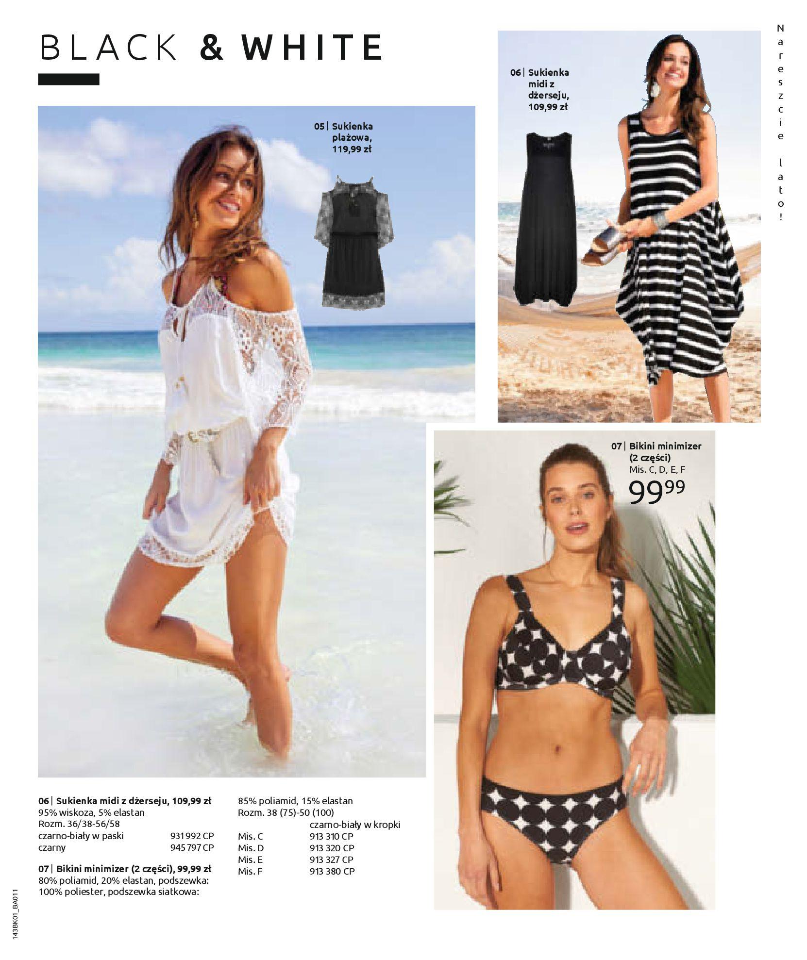 Gazetka Bonprix: Katalog Bonprix Nareszcie! Nadchodzi lato! 2021-06-09 page-25