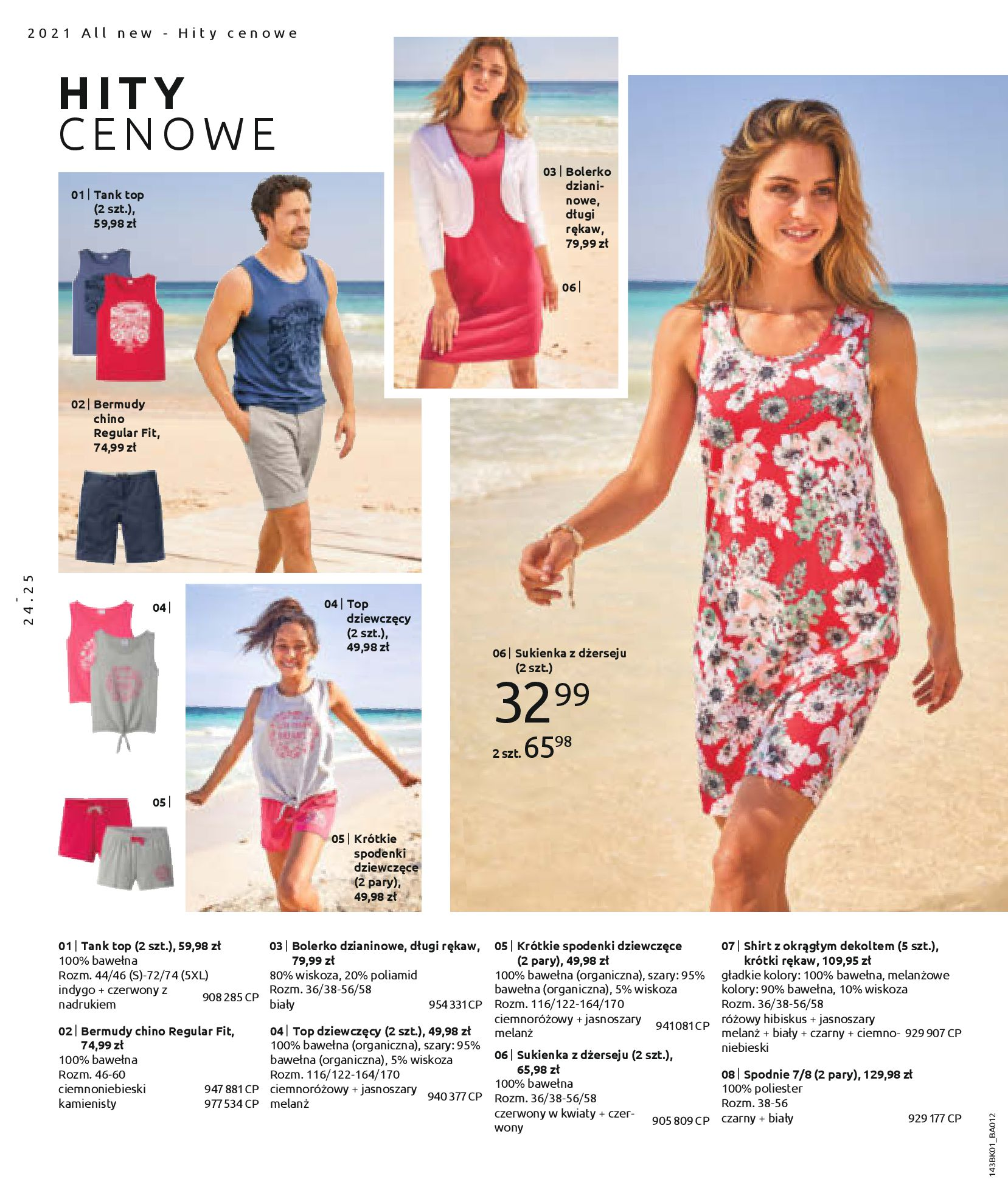 Gazetka Bonprix: Katalog Bonprix Nareszcie! Nadchodzi lato! 2021-06-09 page-26