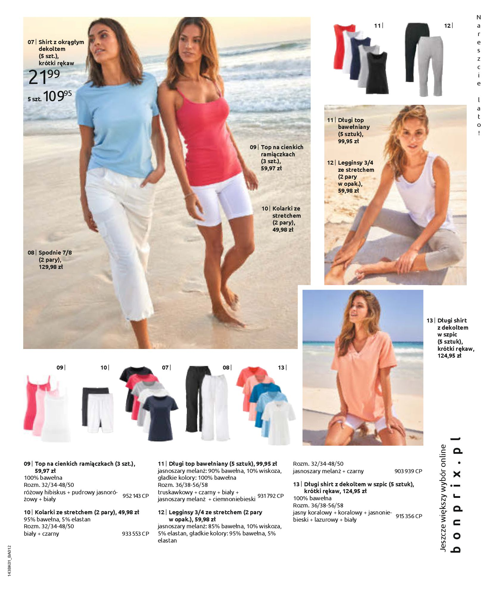 Gazetka Bonprix: Katalog Bonprix Nareszcie! Nadchodzi lato! 2021-06-09 page-27