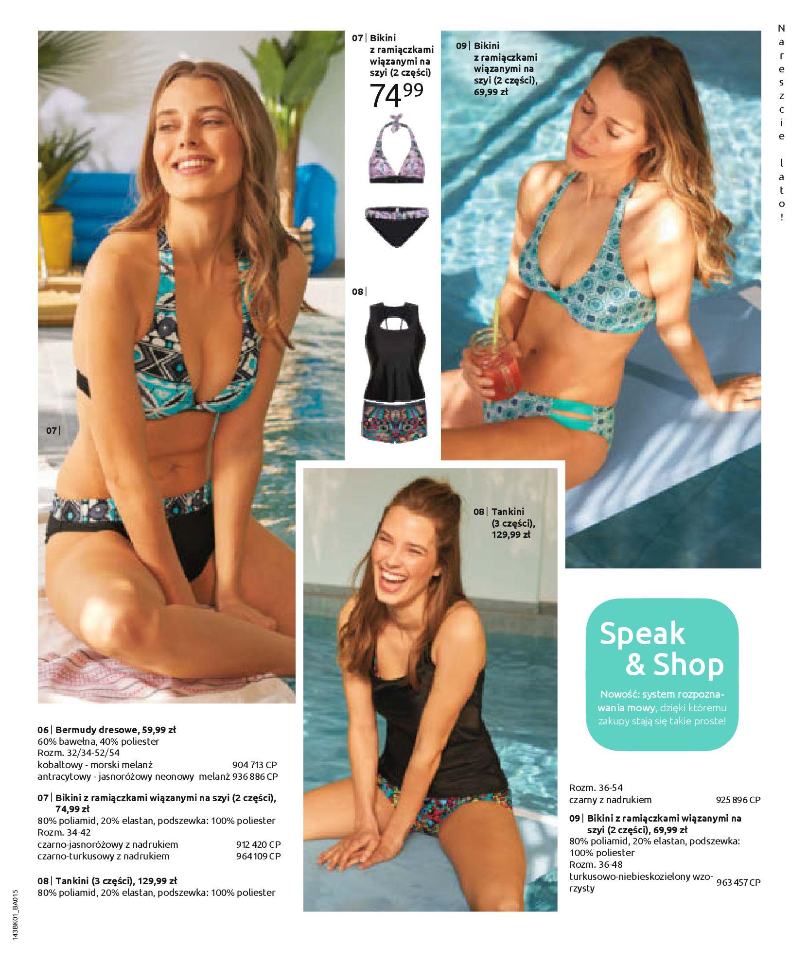 Gazetka Bonprix: Katalog Bonprix Nareszcie! Nadchodzi lato! 2021-06-09 page-33