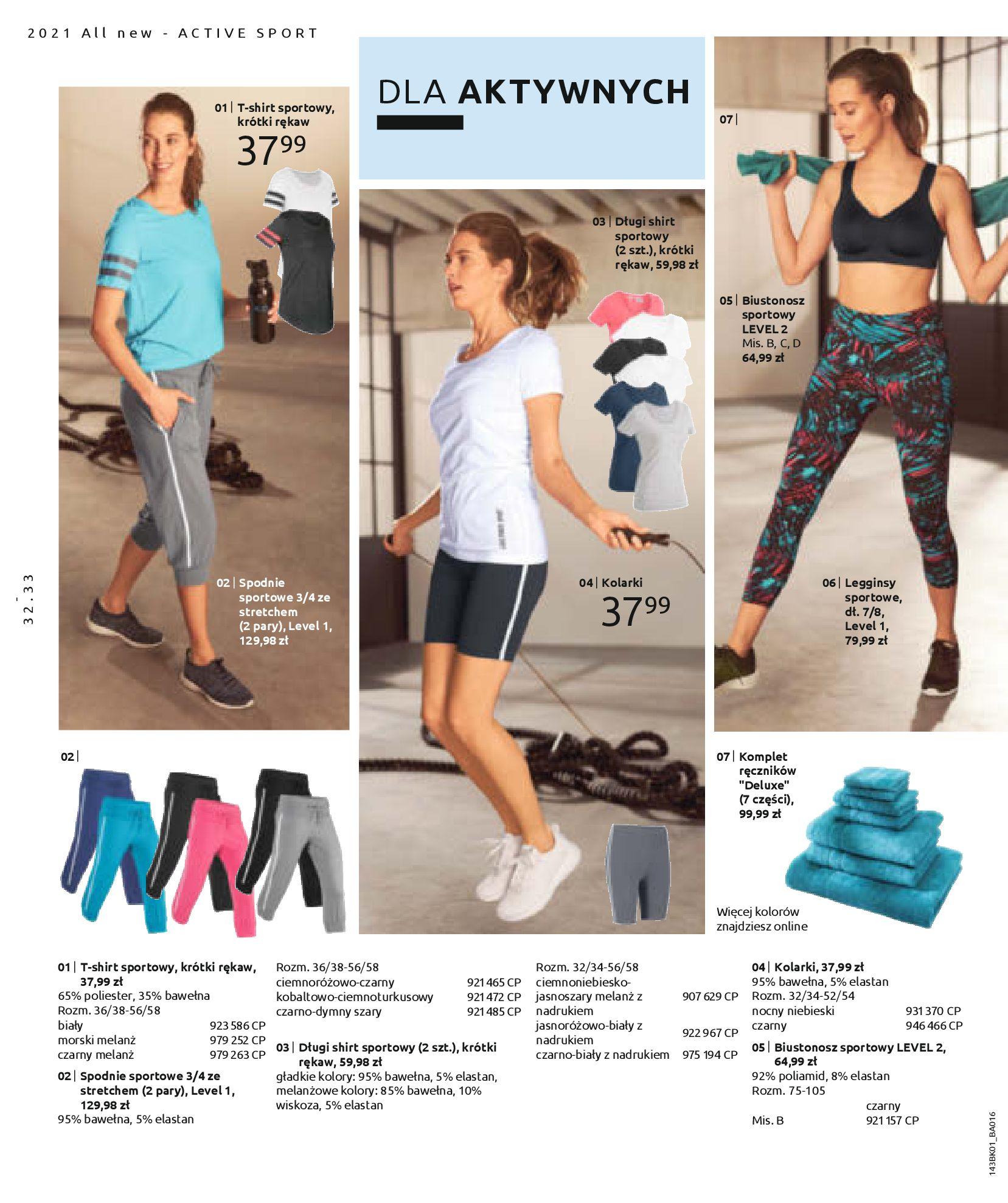 Gazetka Bonprix: Katalog Bonprix Nareszcie! Nadchodzi lato! 2021-06-09 page-34
