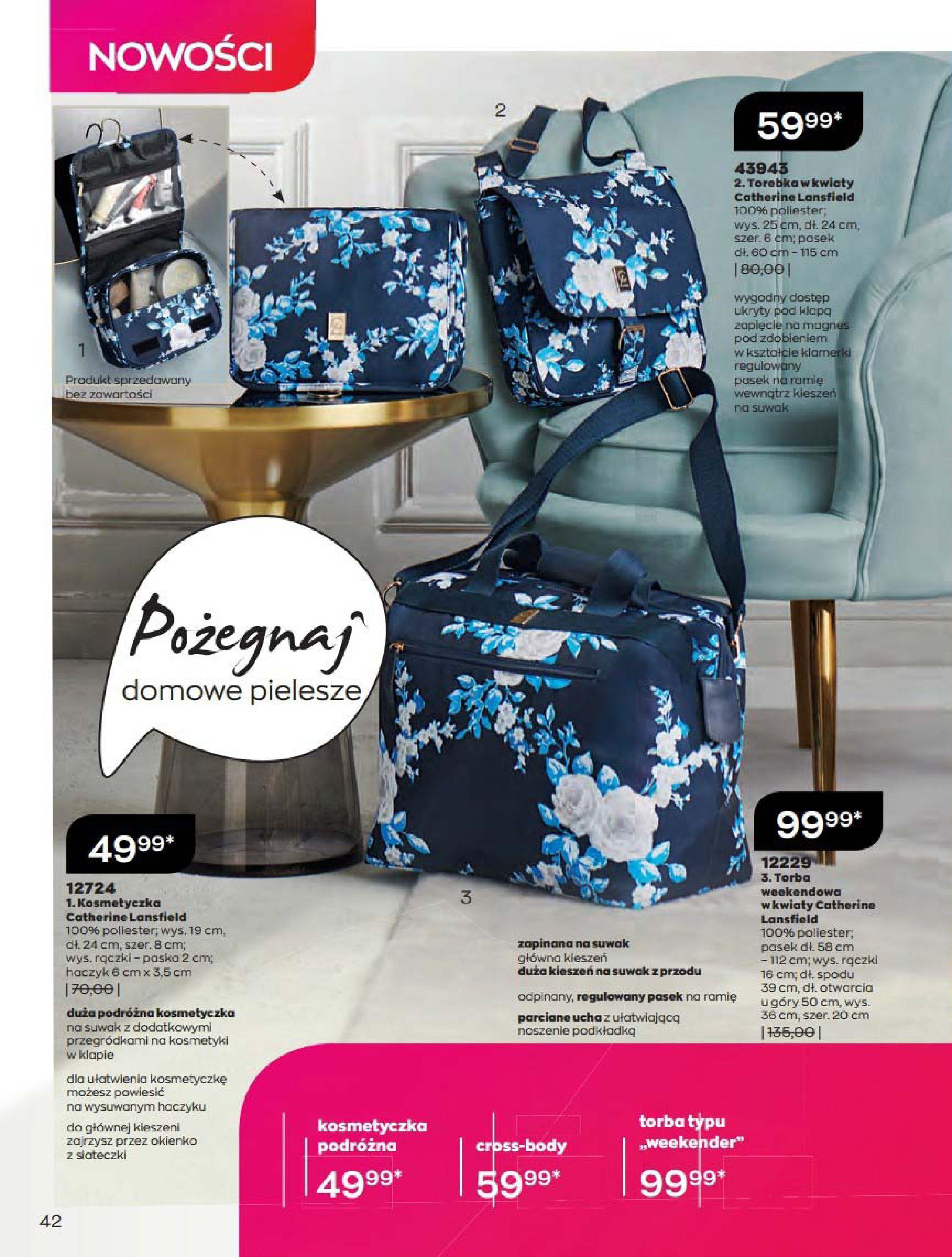 Gazetka Avon: Katalog Kwiecień 2021 2021-04-01 page-42