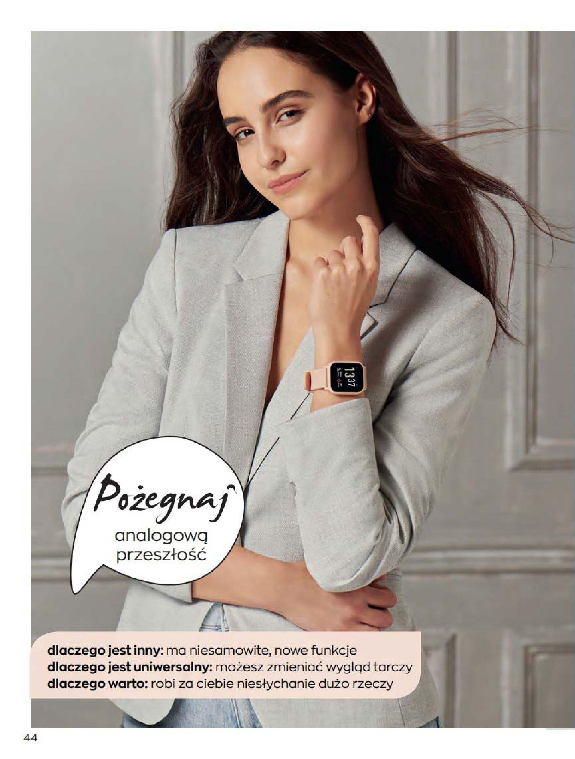 Gazetka Avon: Katalog Kwiecień 2021 2021-04-01 page-44