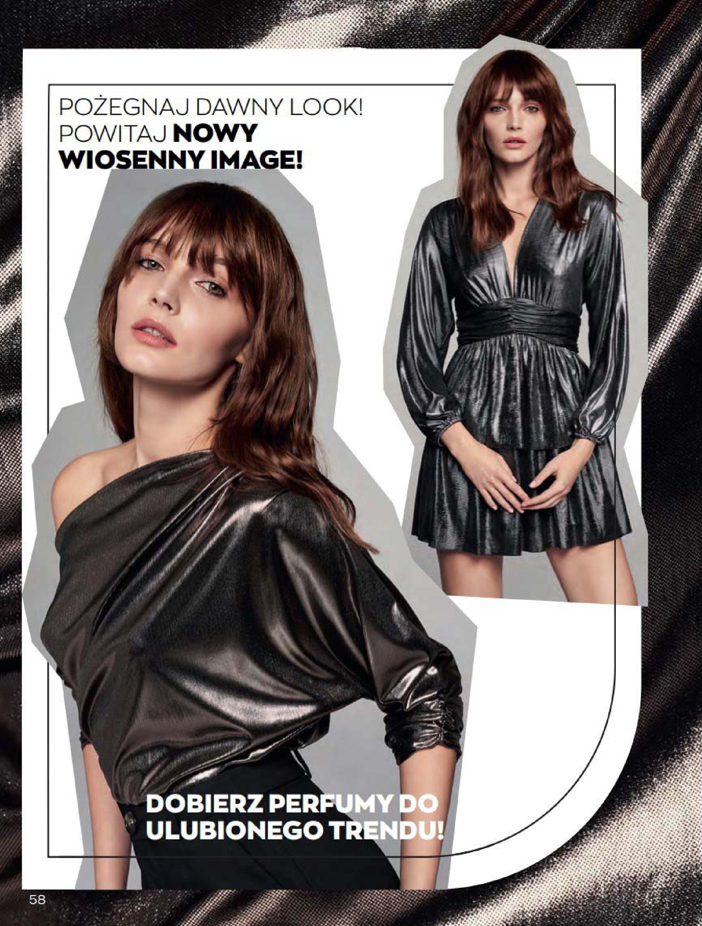Gazetka Avon: Katalog Kwiecień 2021 2021-04-01 page-58