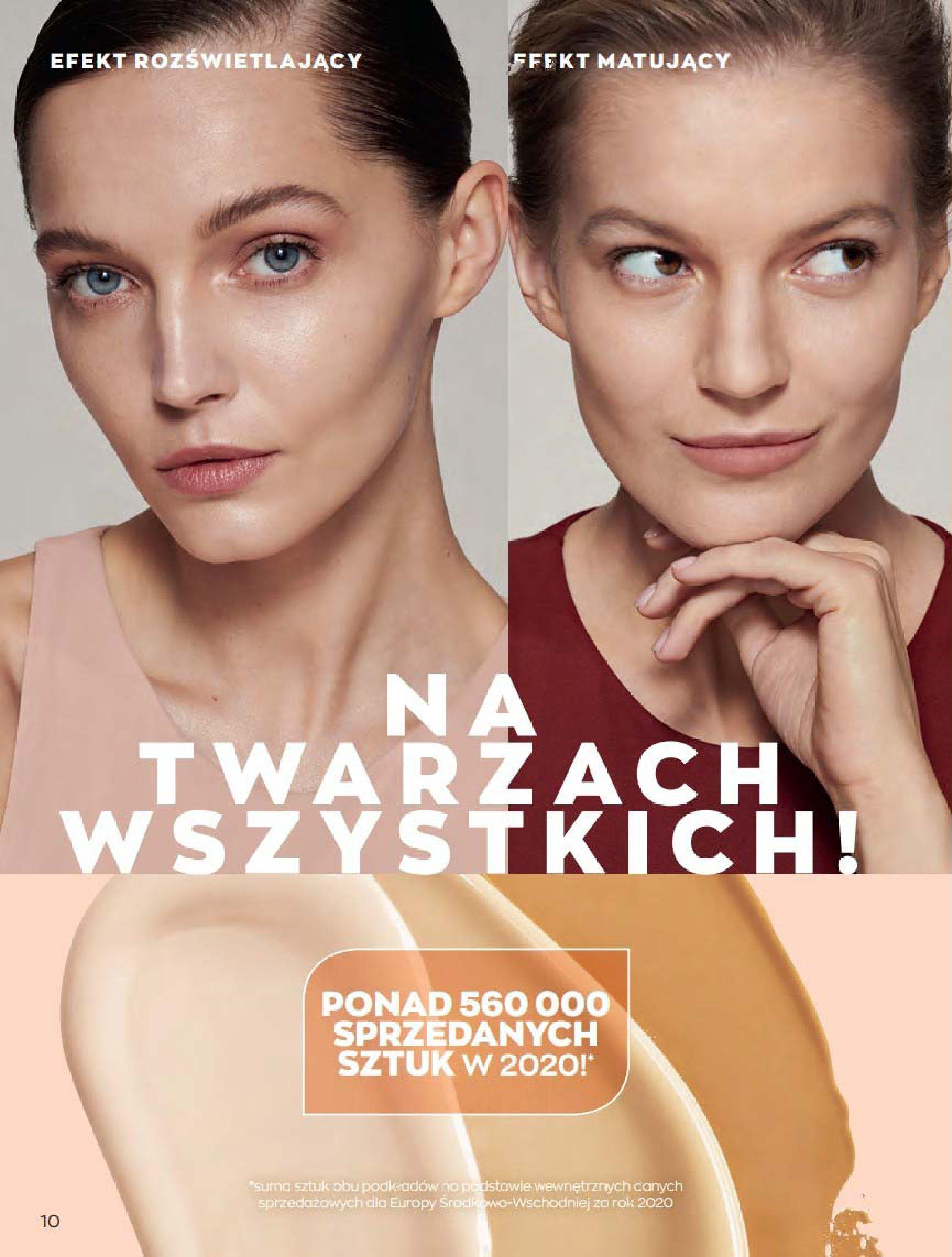 Gazetka Avon: Katalog Kwiecień 2021 2021-04-01 page-10
