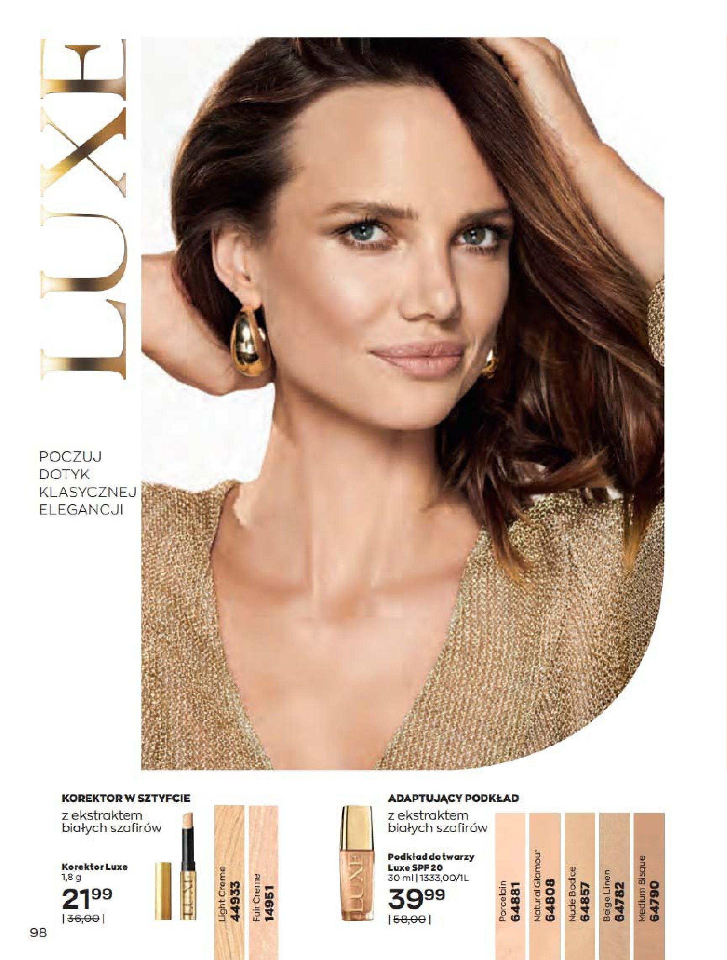 Gazetka Avon: Katalog Kwiecień 2021 2021-04-01 page-98