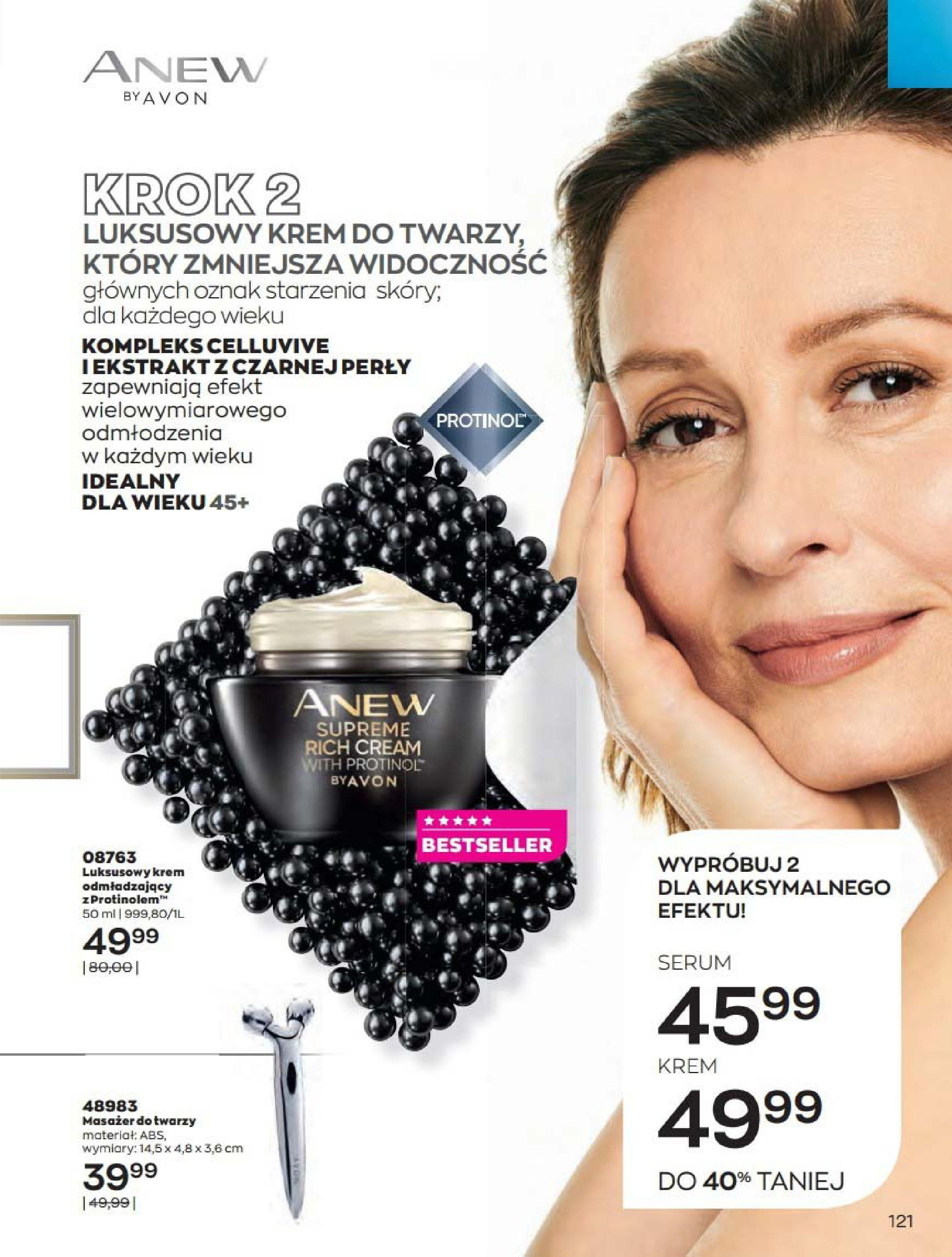 Gazetka Avon: Katalog Kwiecień 2021 2021-04-01 page-121