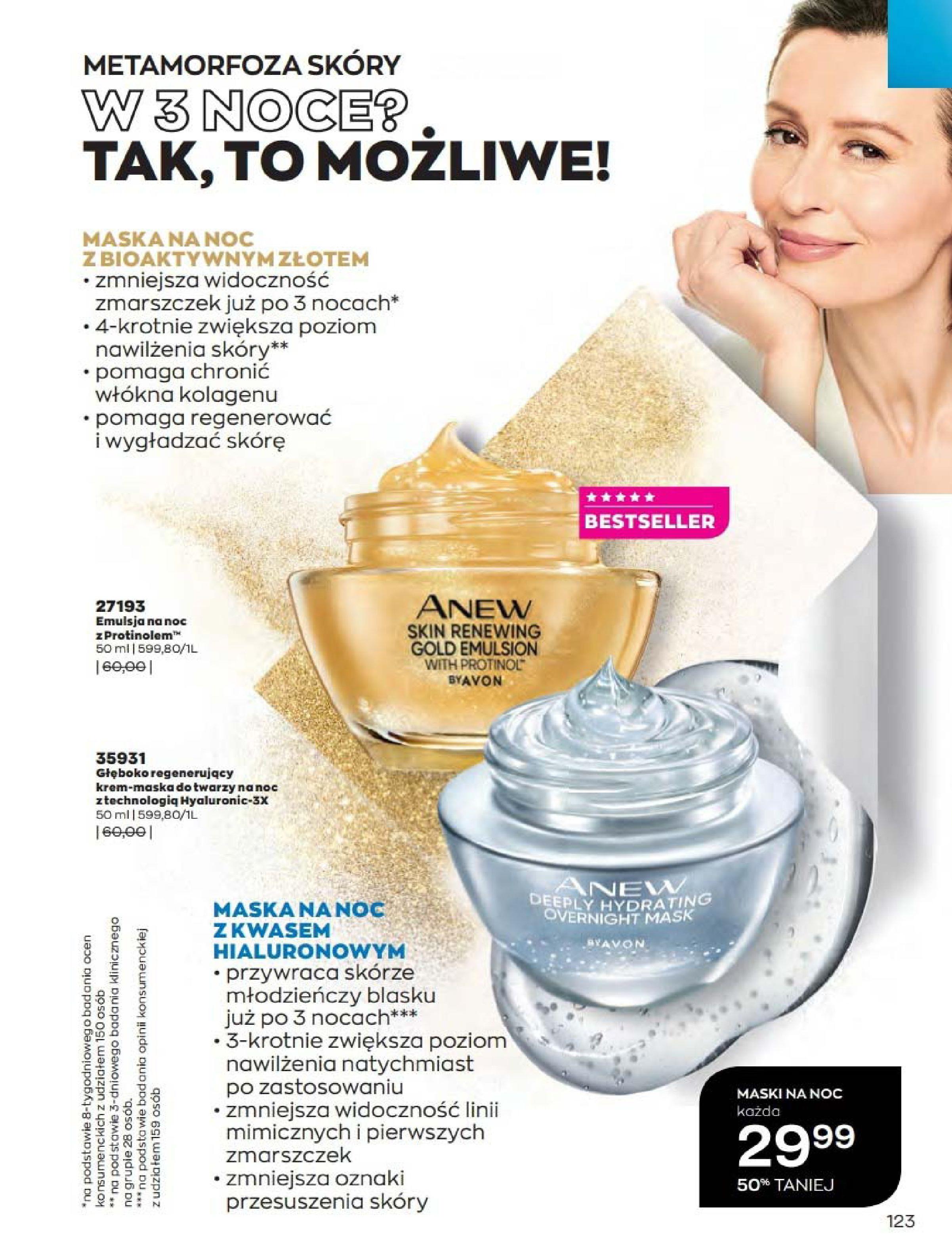 Gazetka Avon: Katalog Kwiecień 2021 2021-04-01 page-123