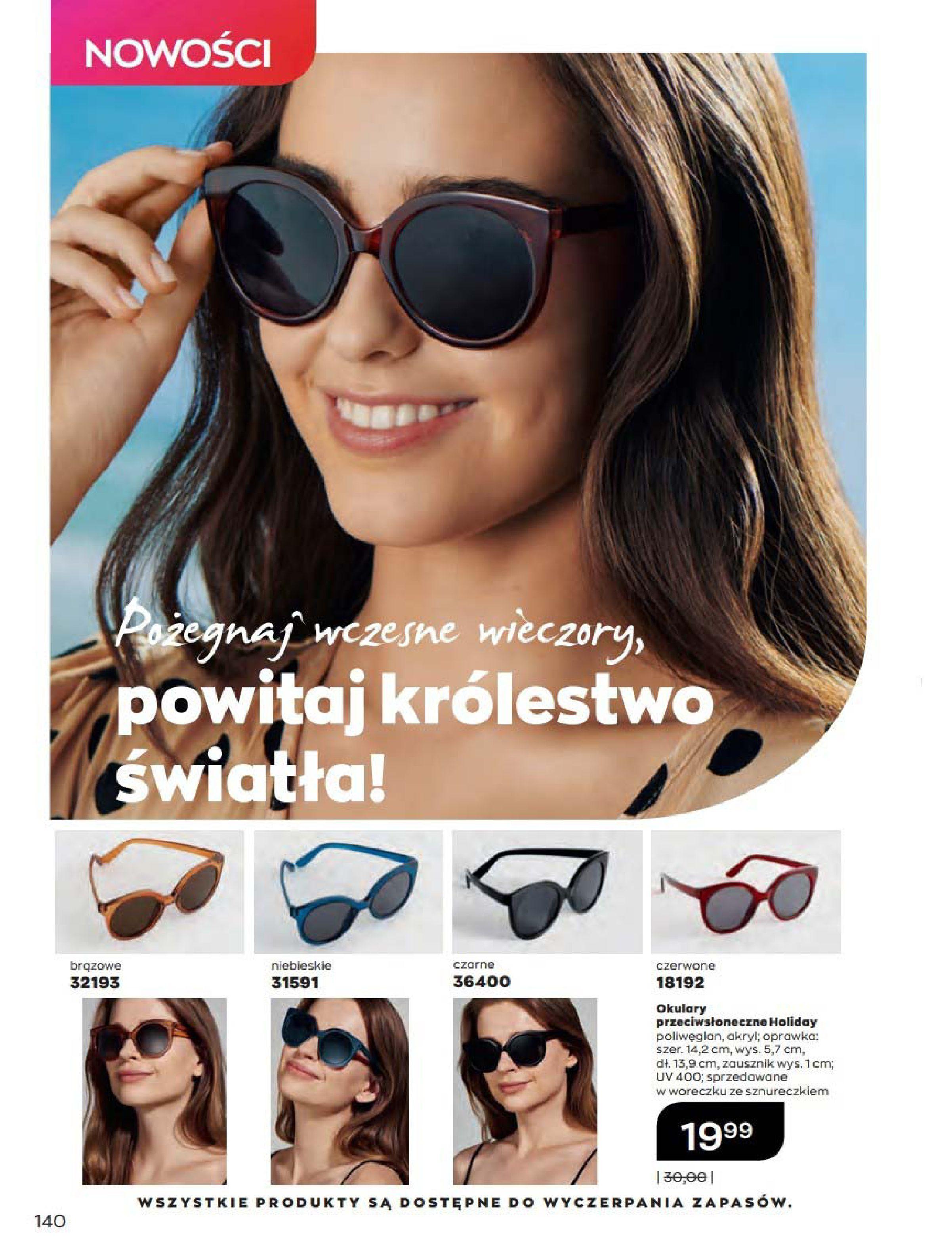 Gazetka Avon: Katalog Kwiecień 2021 2021-04-01 page-140