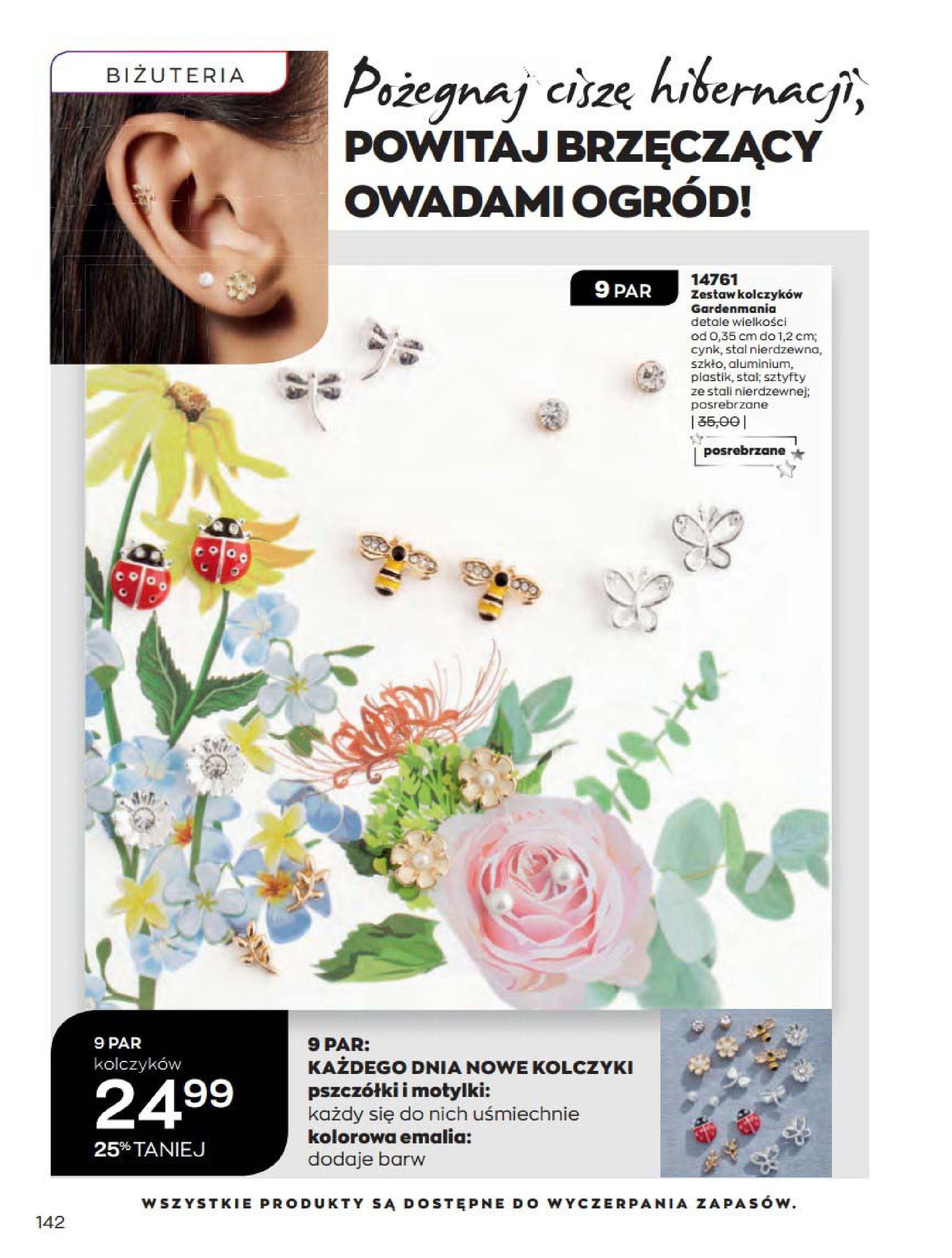 Gazetka Avon: Katalog Kwiecień 2021 2021-04-01 page-142