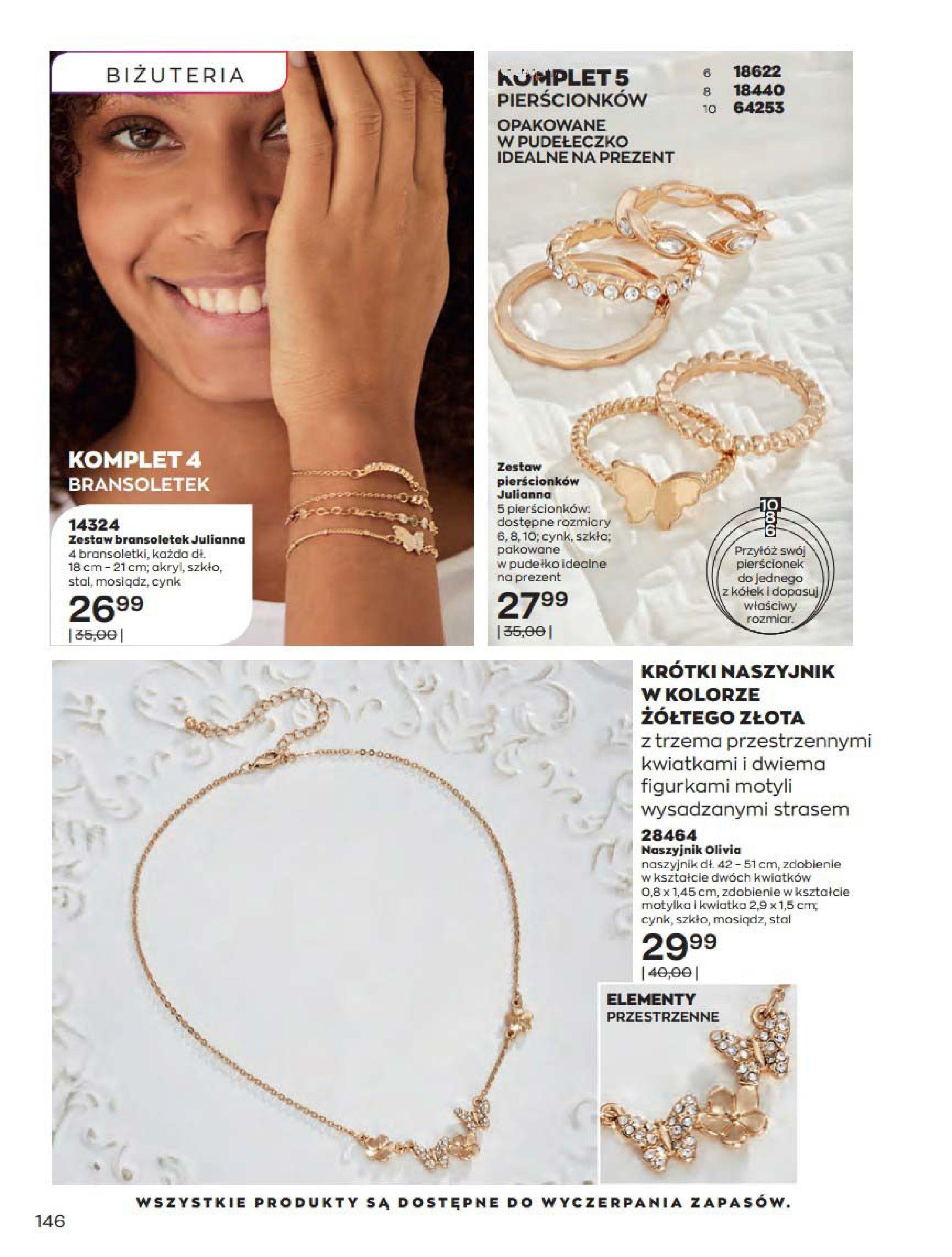 Gazetka Avon: Katalog Kwiecień 2021 2021-04-01 page-146