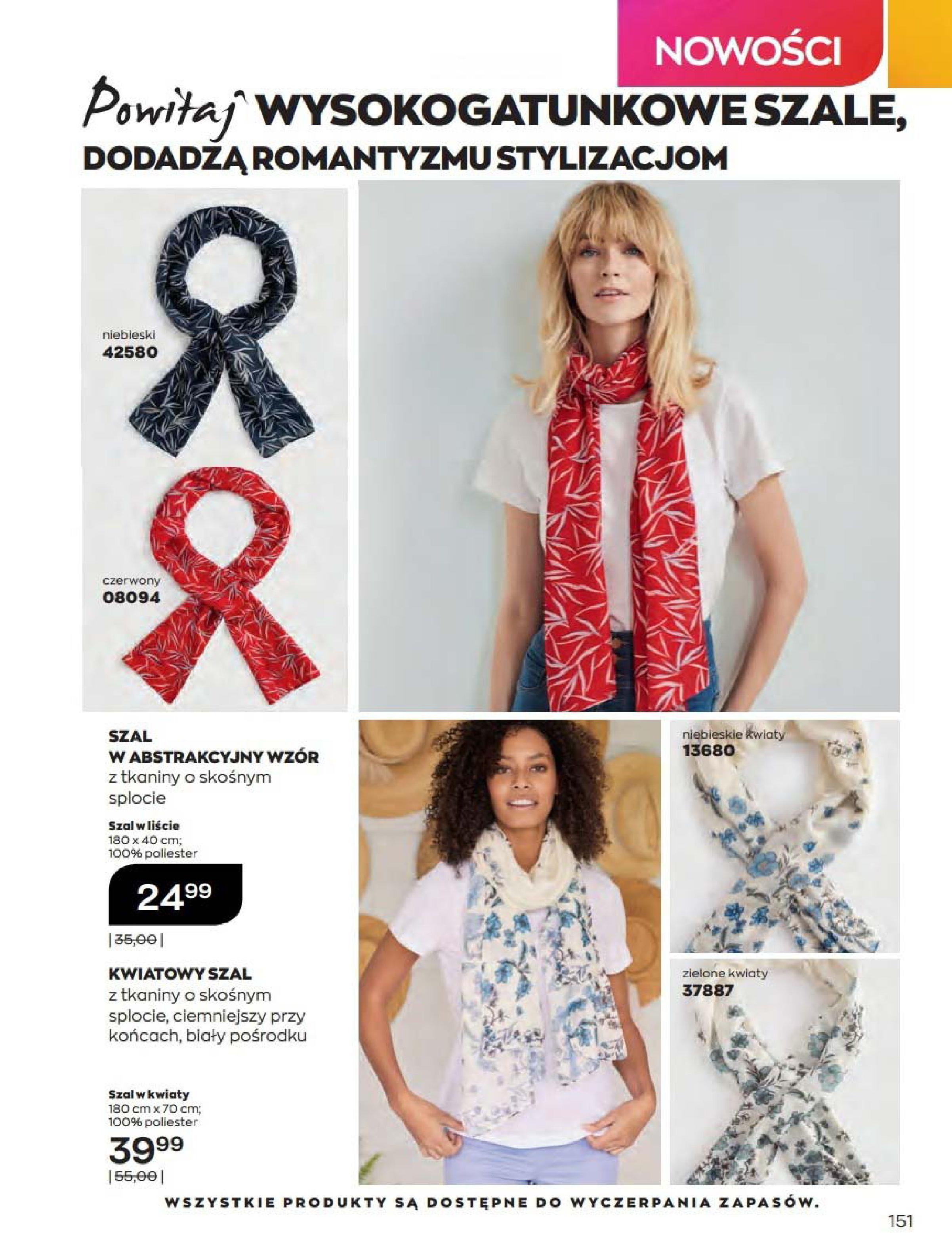Gazetka Avon: Katalog Kwiecień 2021 2021-04-01 page-151