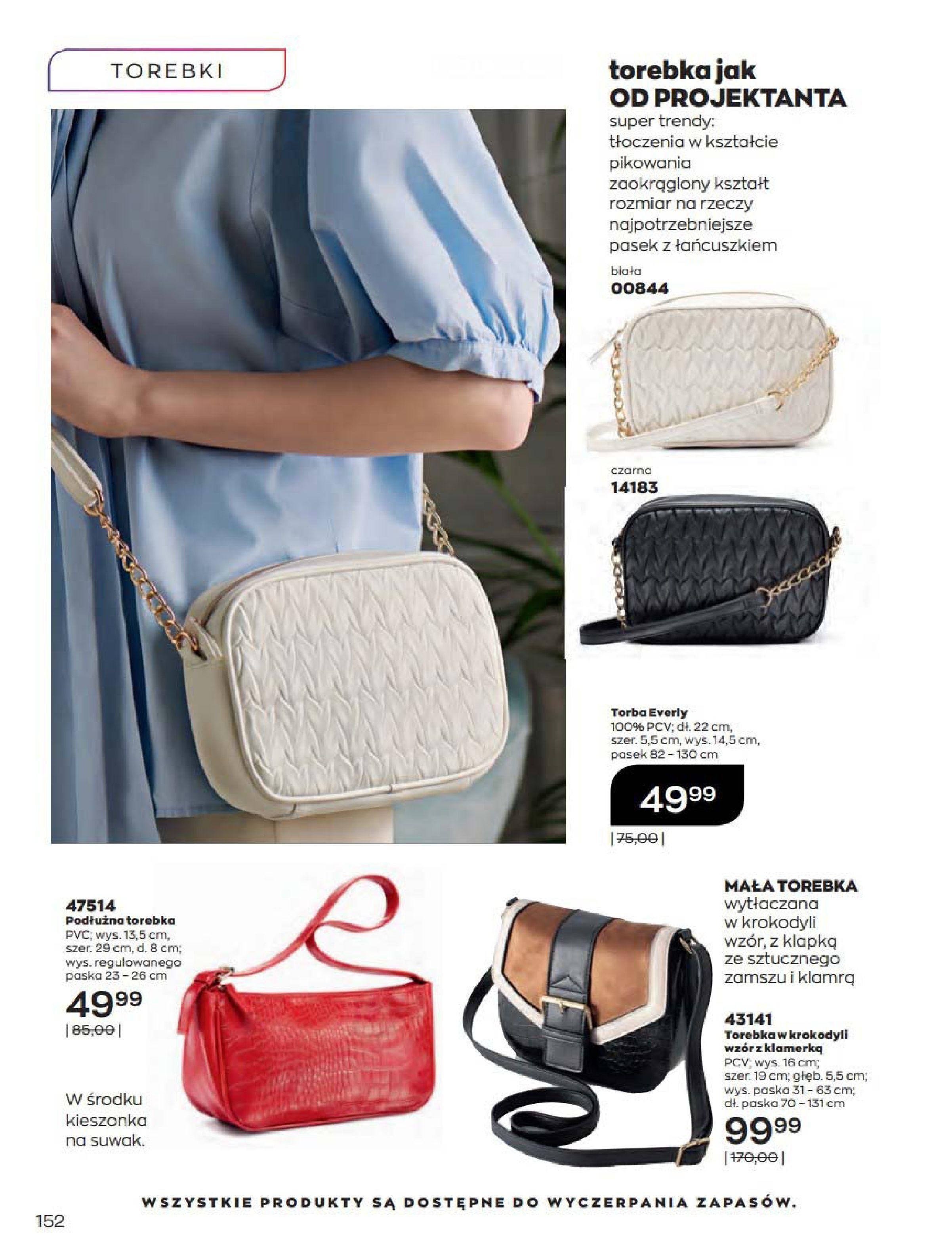 Gazetka Avon: Katalog Kwiecień 2021 2021-04-01 page-152
