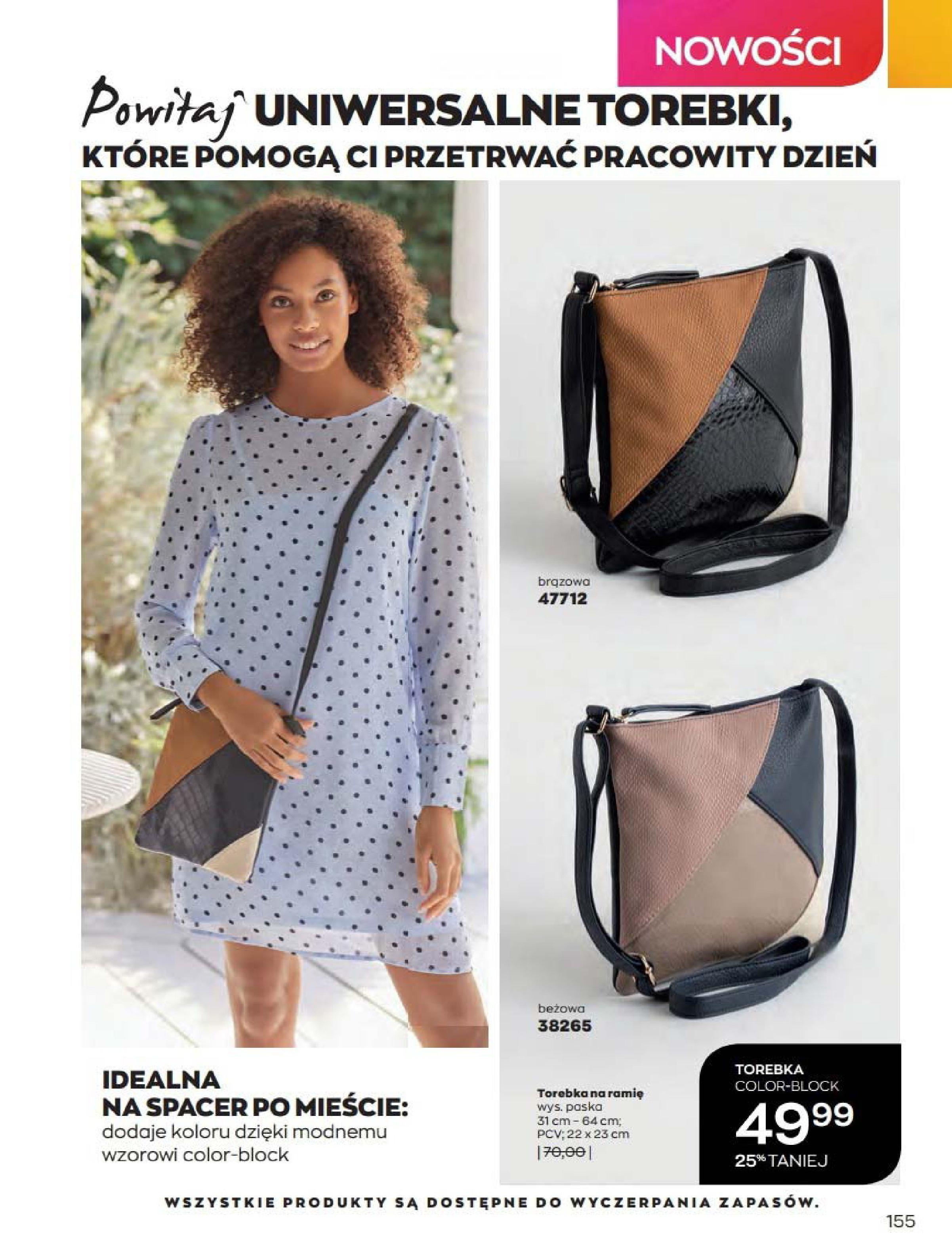 Gazetka Avon: Katalog Kwiecień 2021 2021-04-01 page-155