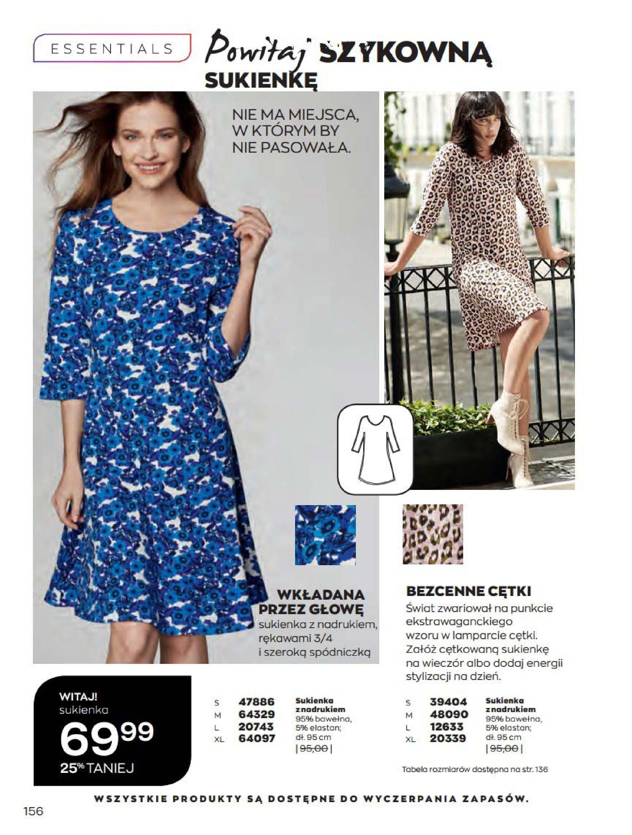 Gazetka Avon: Katalog Kwiecień 2021 2021-04-01 page-156