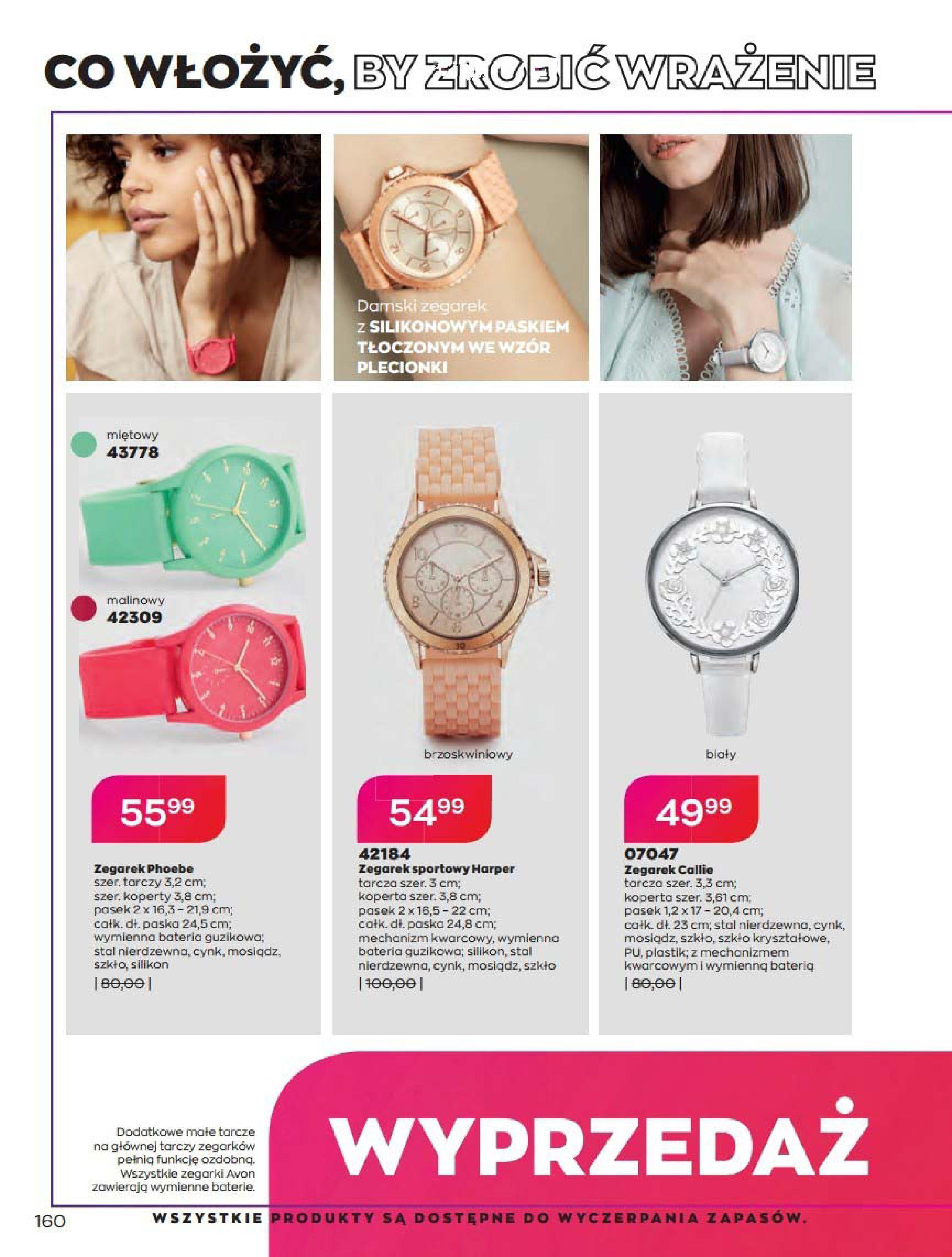 Gazetka Avon: Katalog Kwiecień 2021 2021-04-01 page-160