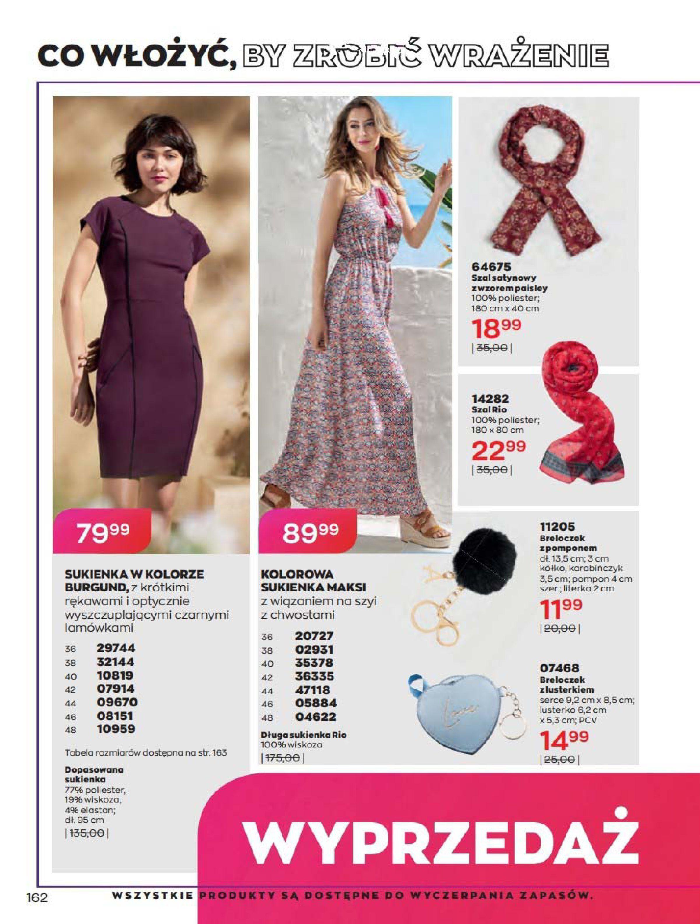 Gazetka Avon: Katalog Kwiecień 2021 2021-04-01 page-162