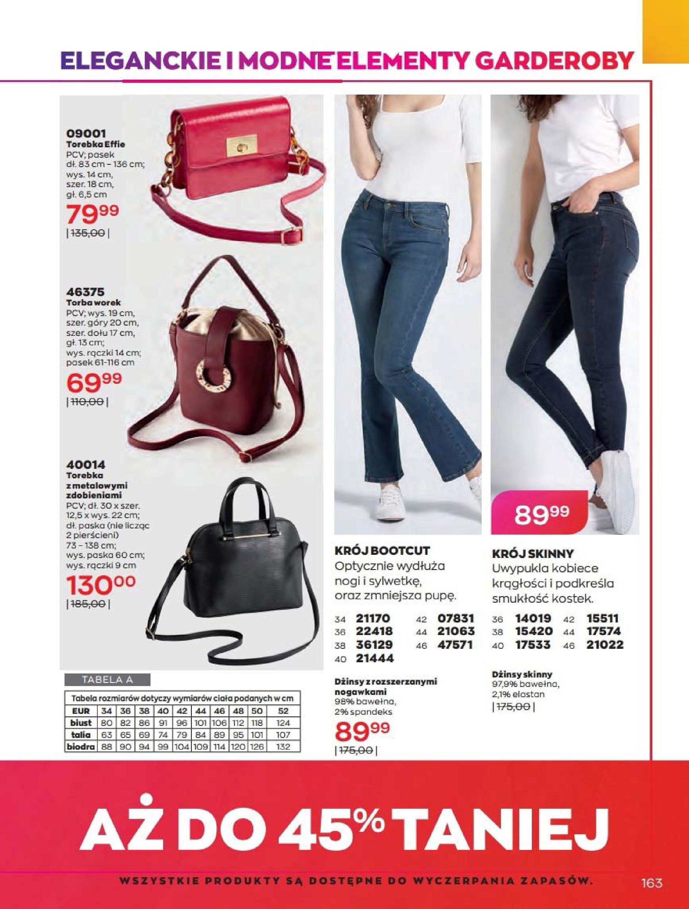 Gazetka Avon: Katalog Kwiecień 2021 2021-04-01 page-163