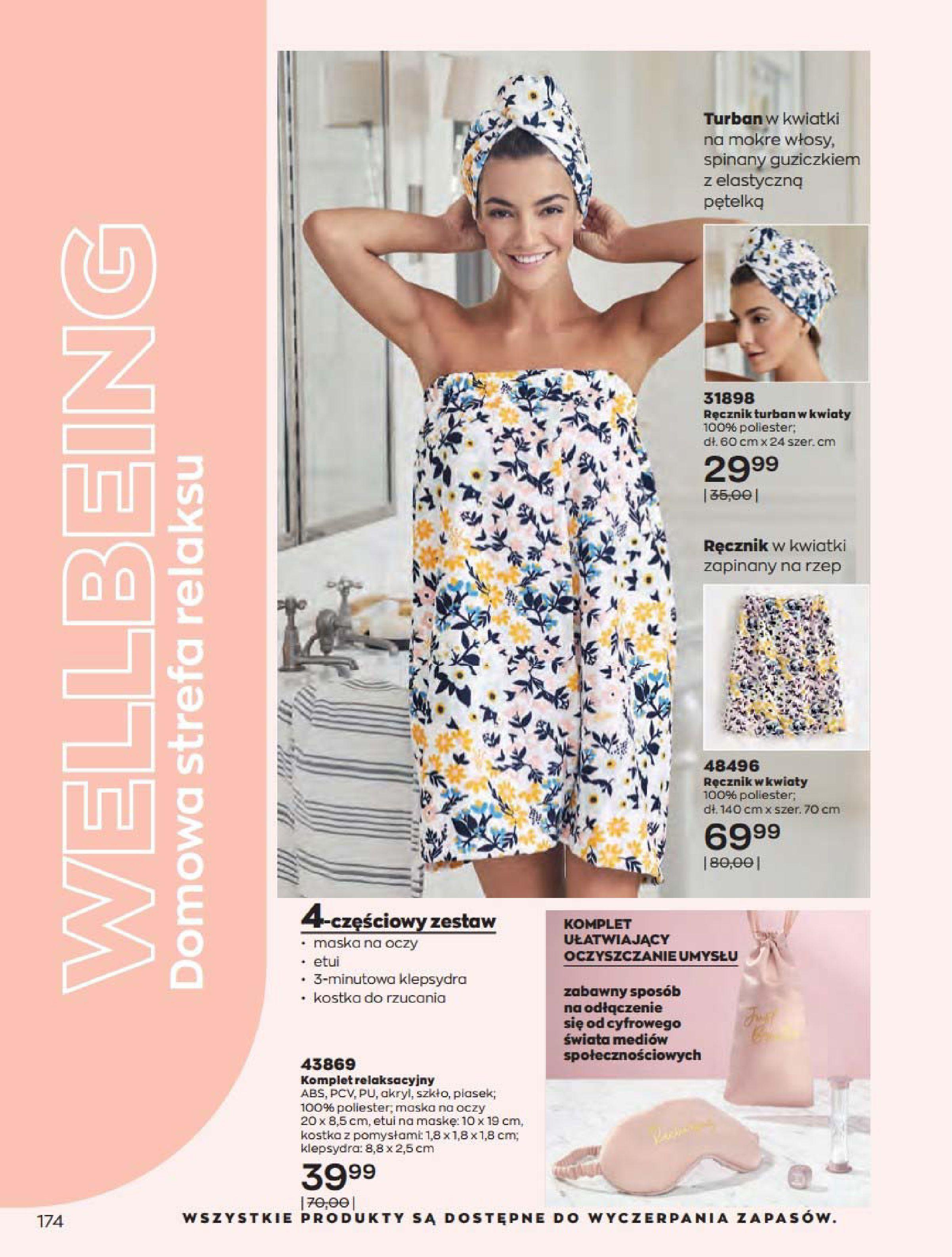 Gazetka Avon: Katalog Kwiecień 2021 2021-04-01 page-174