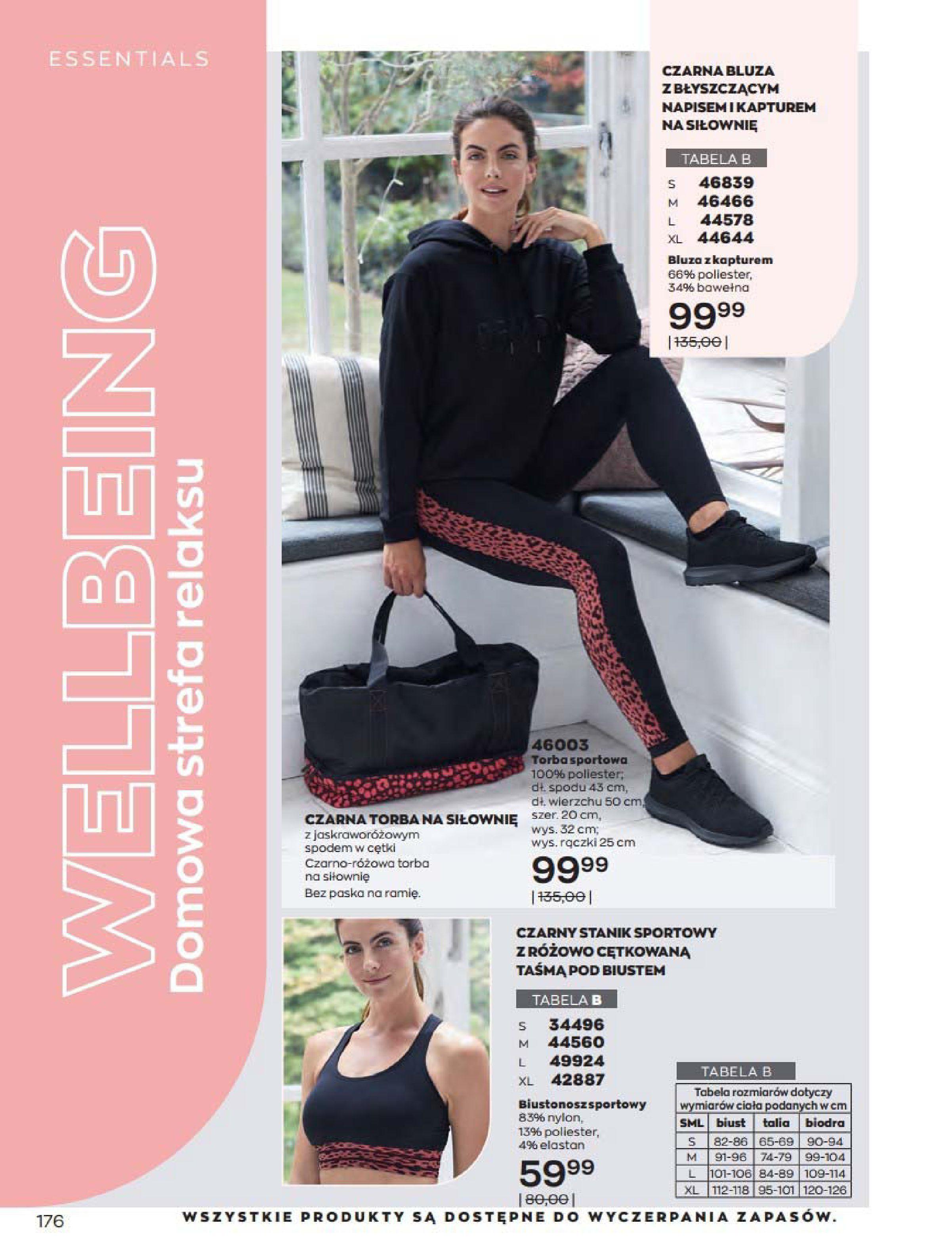 Gazetka Avon: Katalog Kwiecień 2021 2021-04-01 page-176