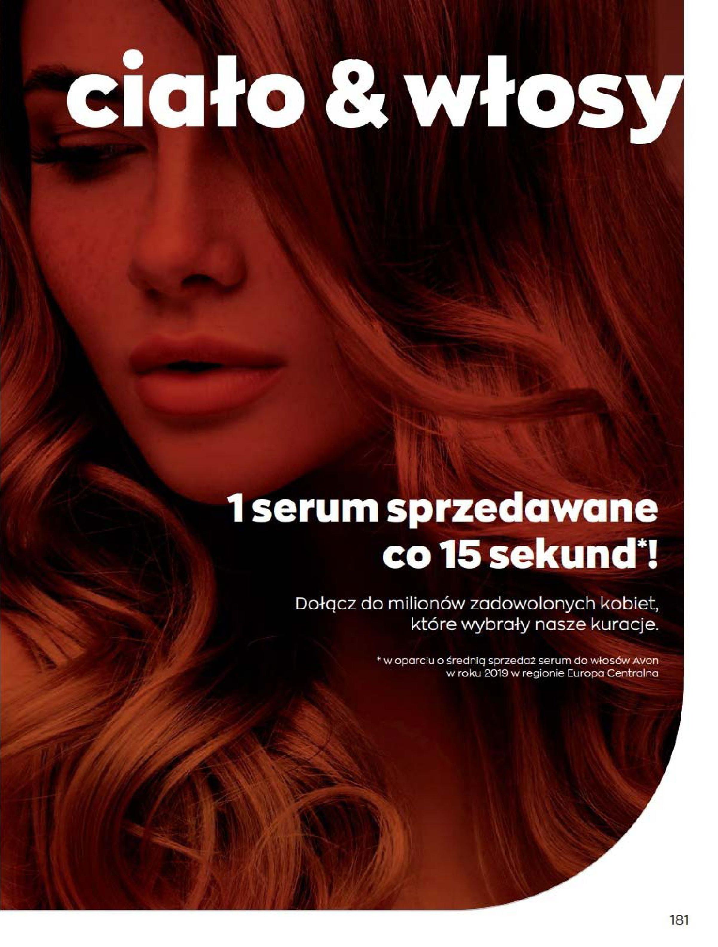 Gazetka Avon: Katalog Kwiecień 2021 2021-04-01 page-181