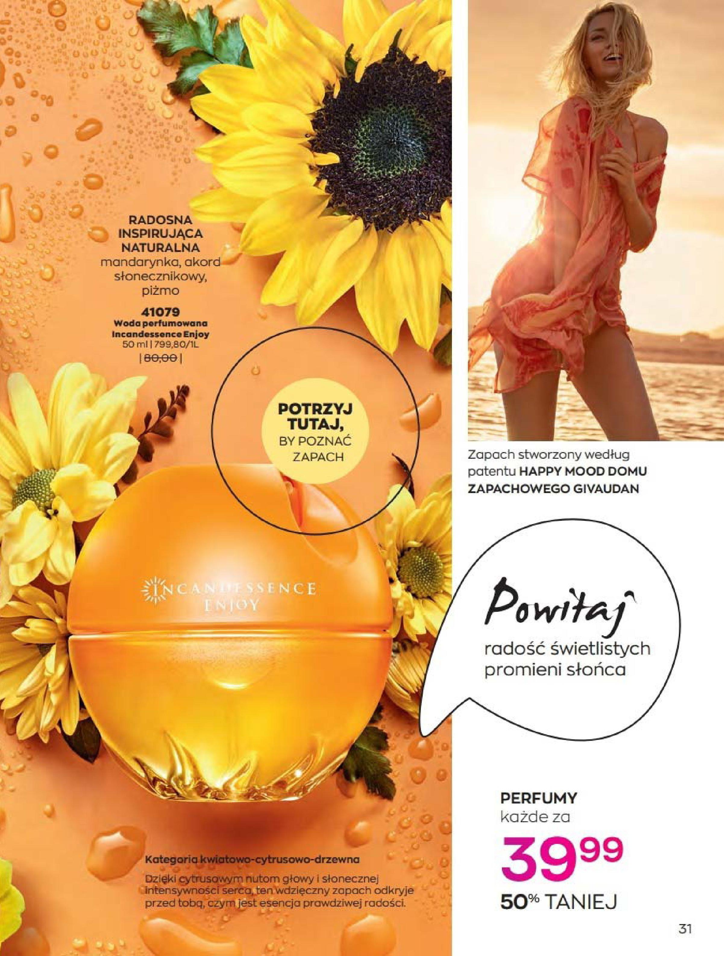 Gazetka Avon: Katalog Kwiecień 2021 2021-04-01 page-31