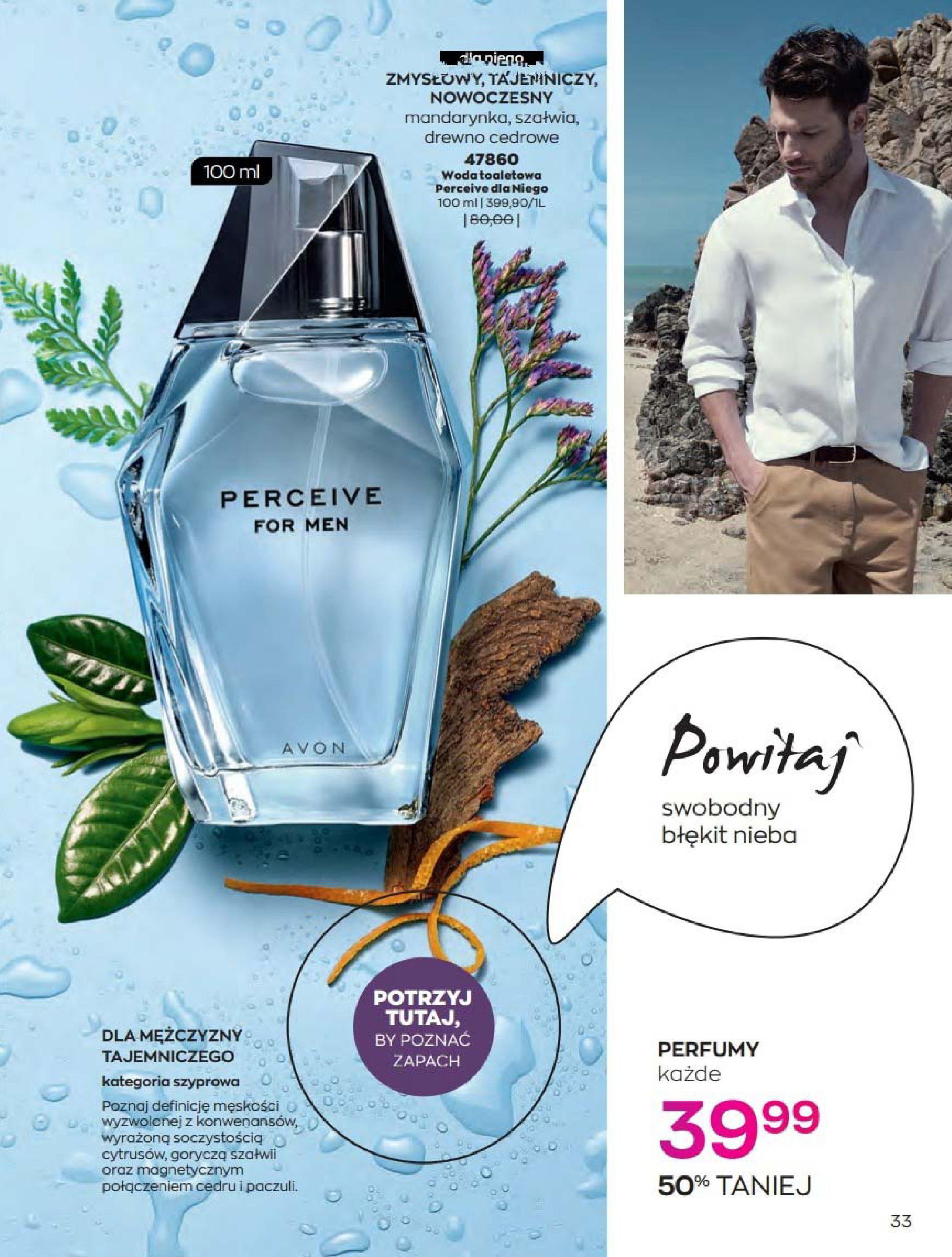 Gazetka Avon: Katalog Kwiecień 2021 2021-04-01 page-33