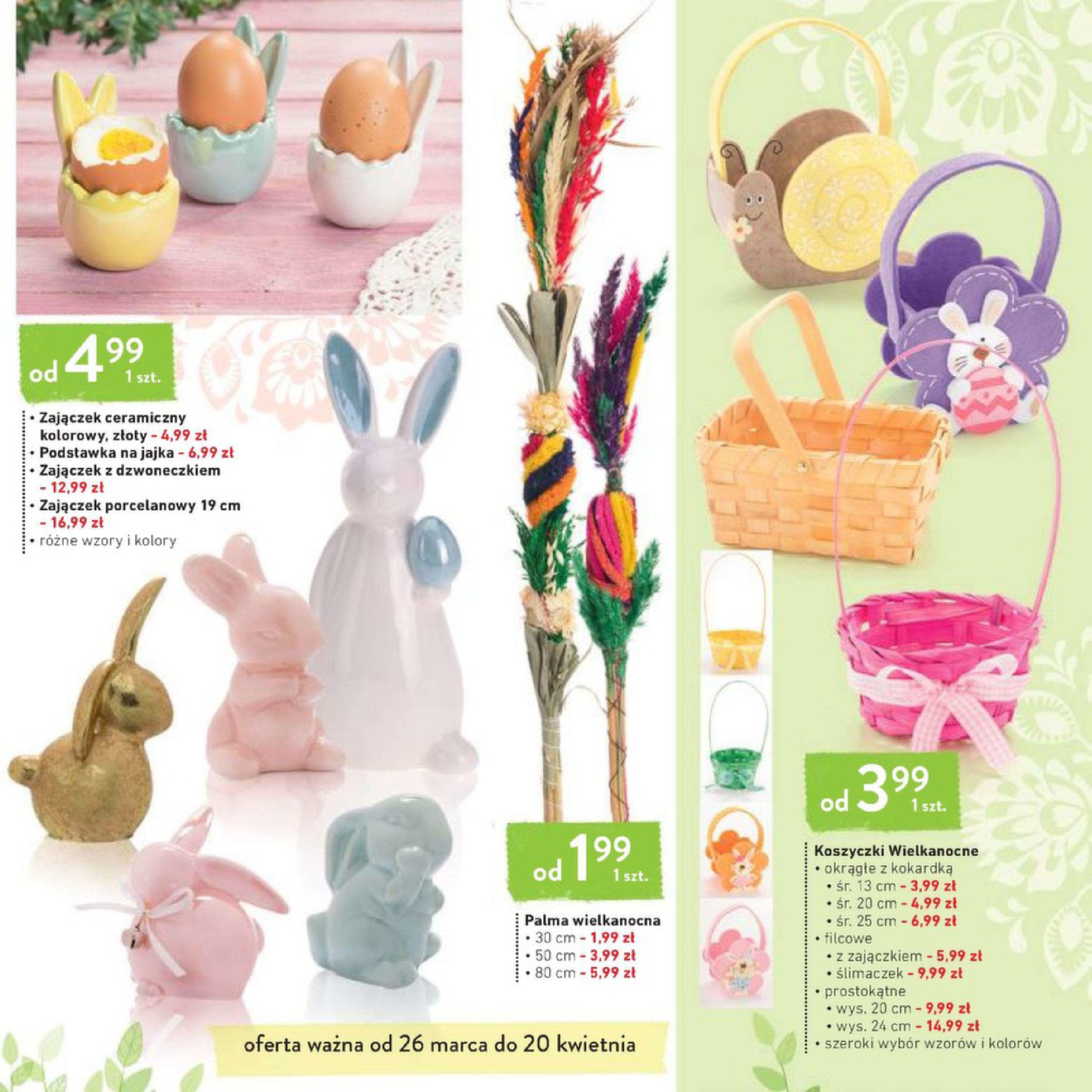 Gazetka Intermarché - Katalog Wielkanocny-25.03.2019-20.04.2019-page-