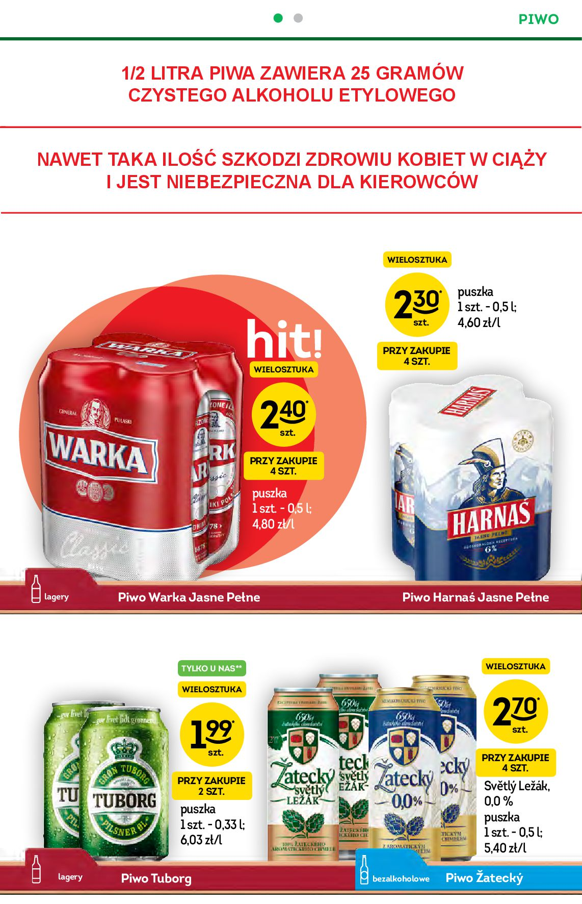 Gazetka Żabka: Gazetka promocyjna 2021-02-17 page-14