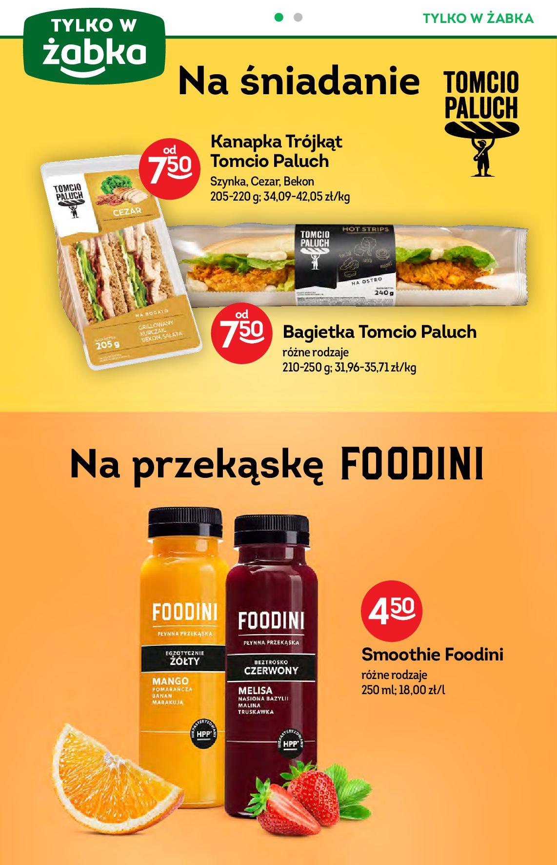 Gazetka Żabka: Gazetka promocyjna 2021-02-17 page-24