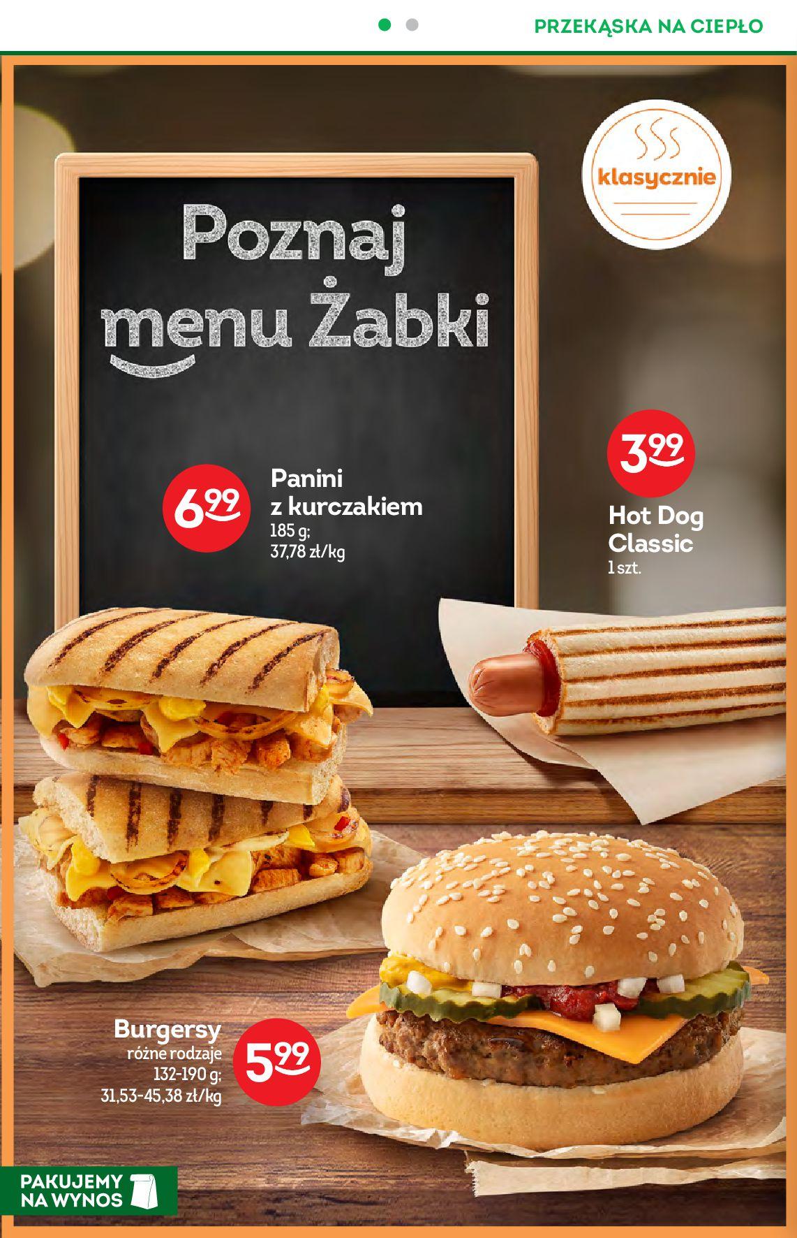 Gazetka Żabka: Gazetka promocyjna 2021-02-17 page-4