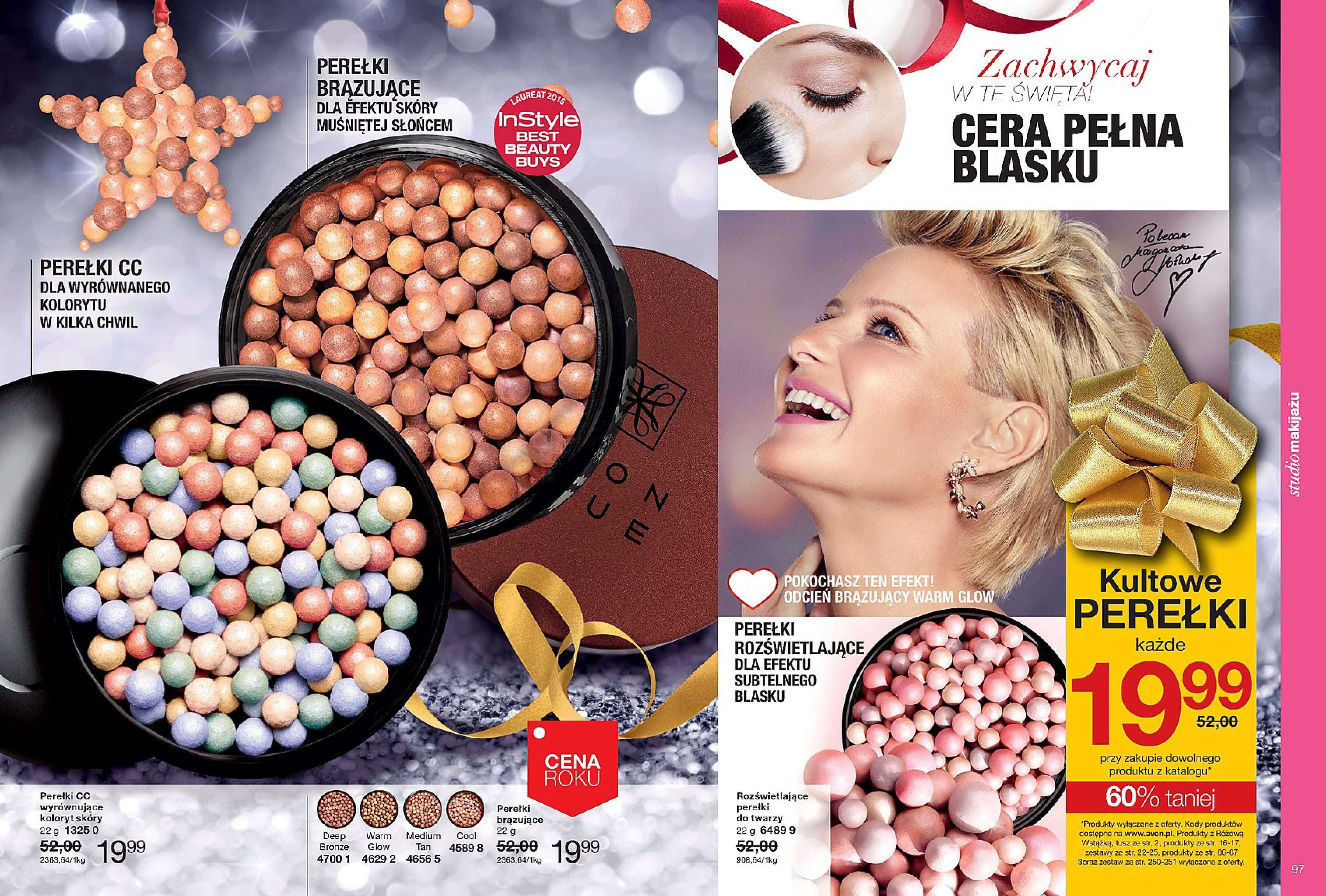 Gazetka Avon - Katalog 17/2017 Gwiazdka-29.11.2017-27.12.2017-page-49