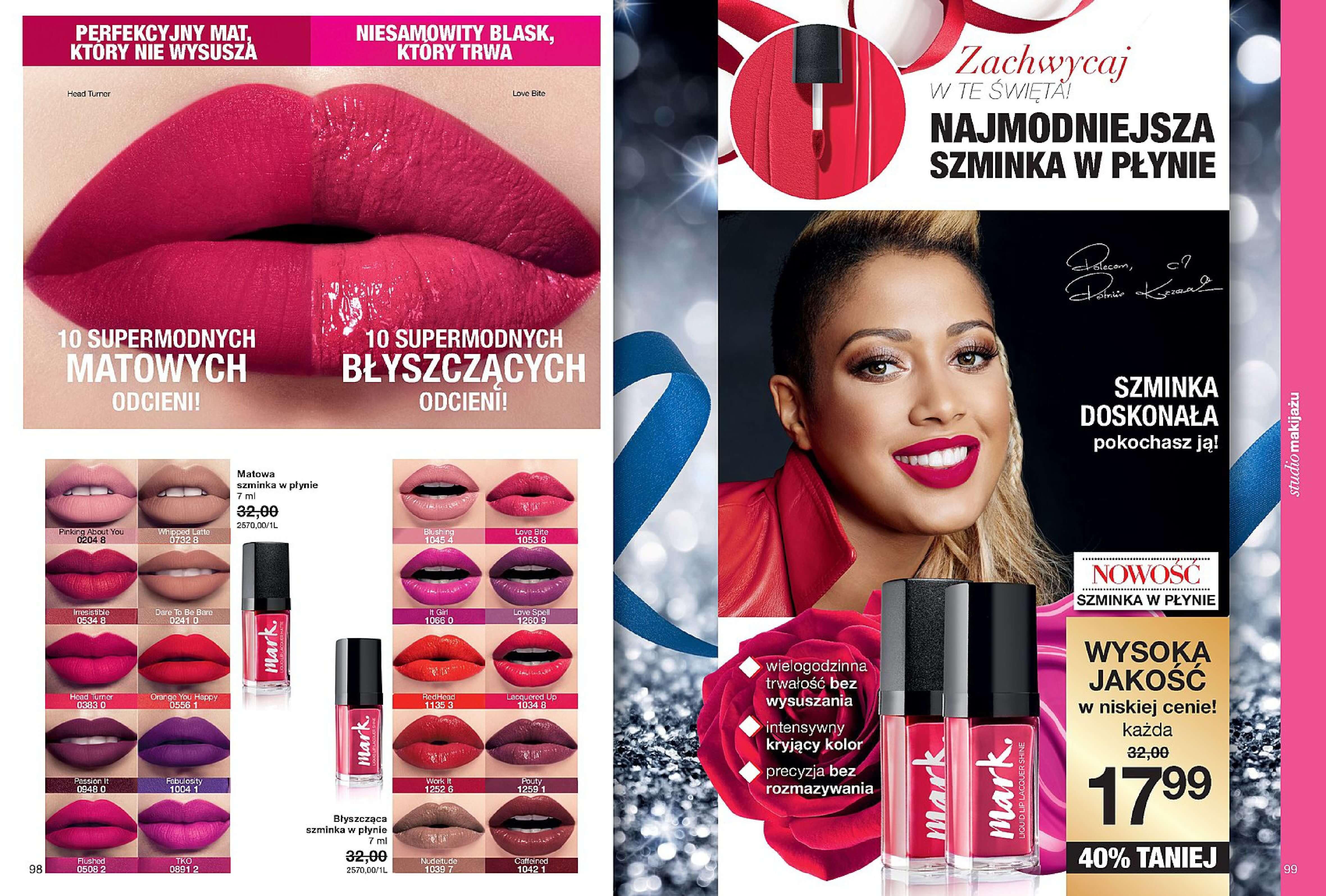Gazetka Avon - Katalog 17/2017 Gwiazdka-29.11.2017-27.12.2017-page-50