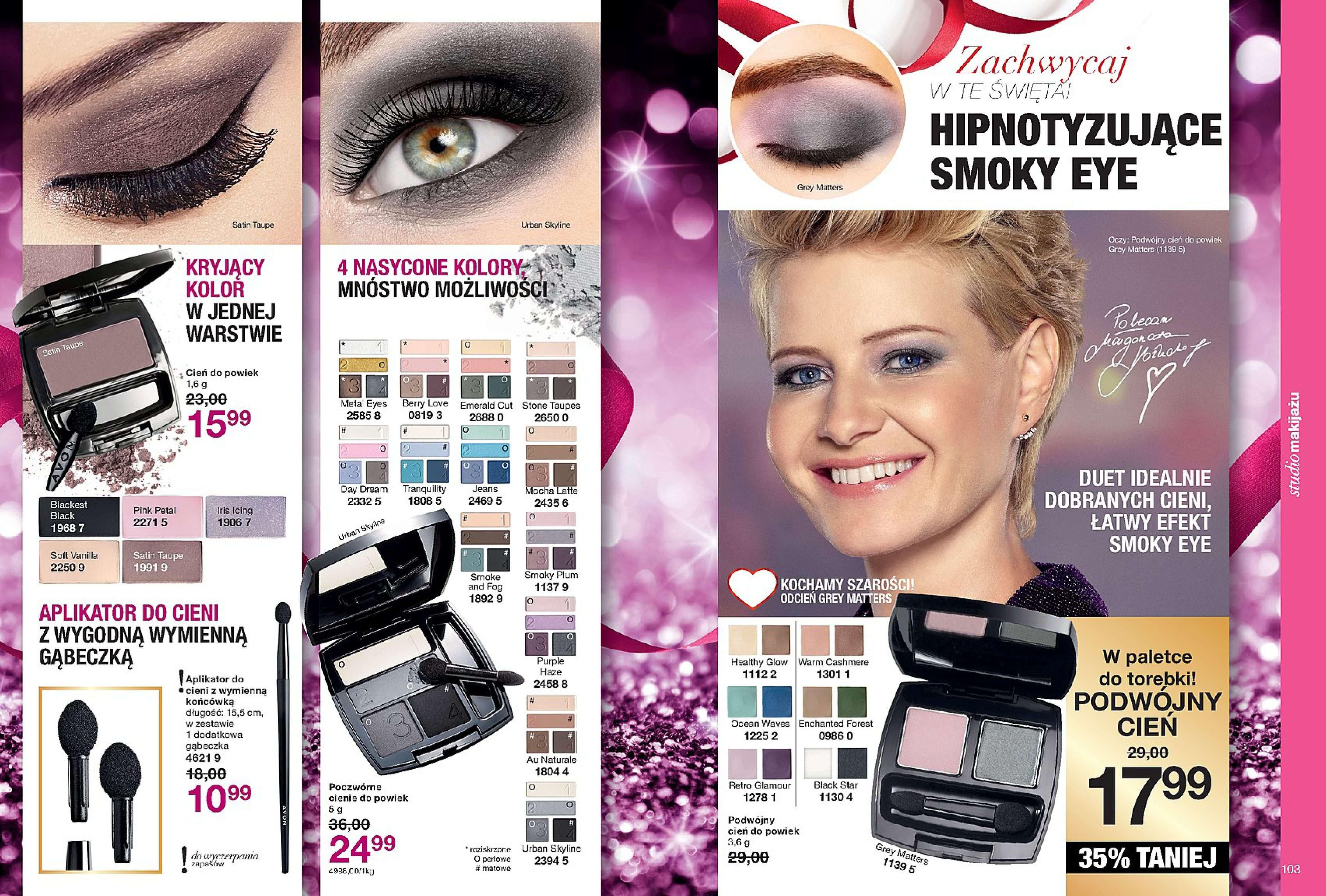 Gazetka Avon - Katalog 17/2017 Gwiazdka-29.11.2017-27.12.2017-page-52