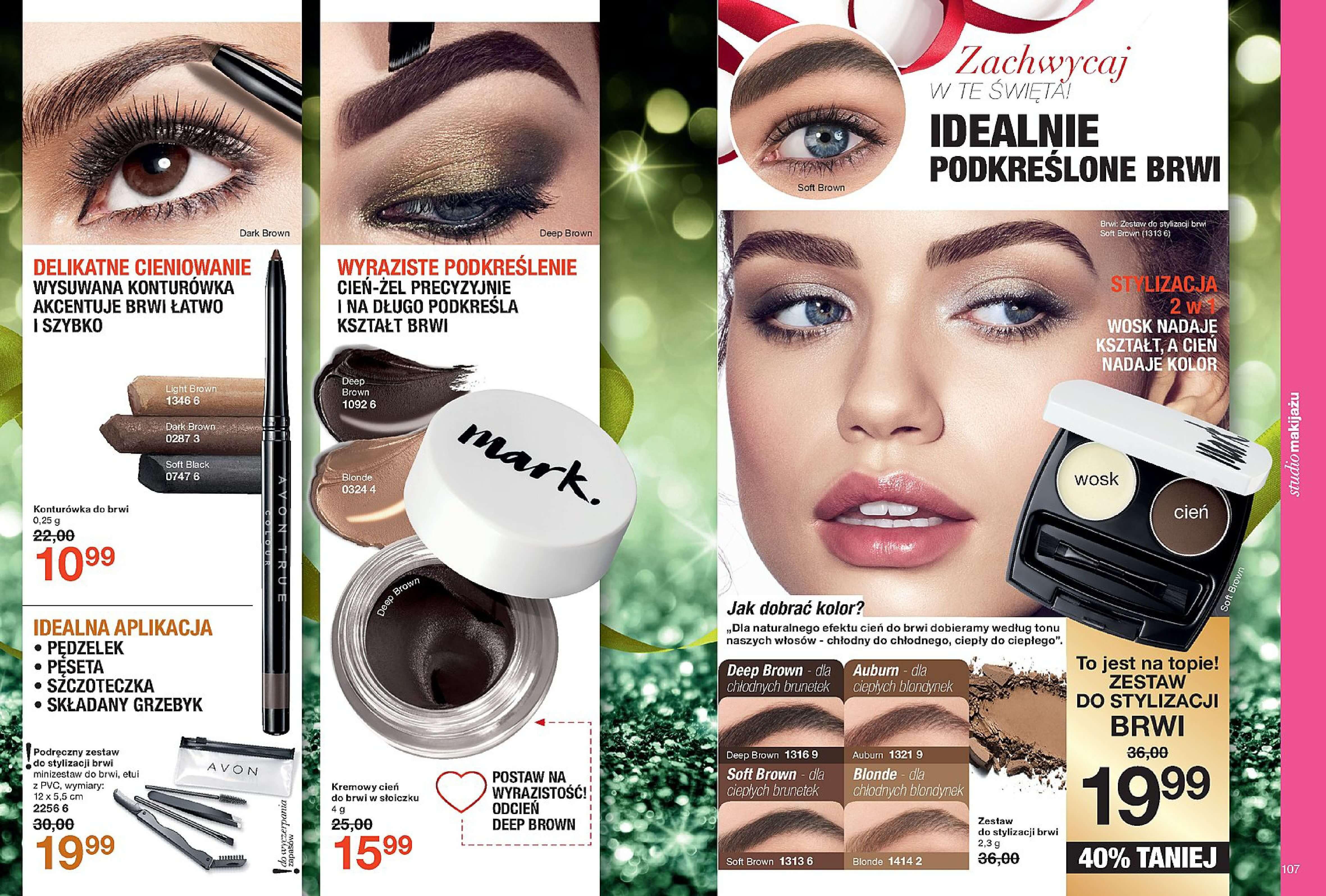 Gazetka Avon - Katalog 17/2017 Gwiazdka-29.11.2017-27.12.2017-page-54