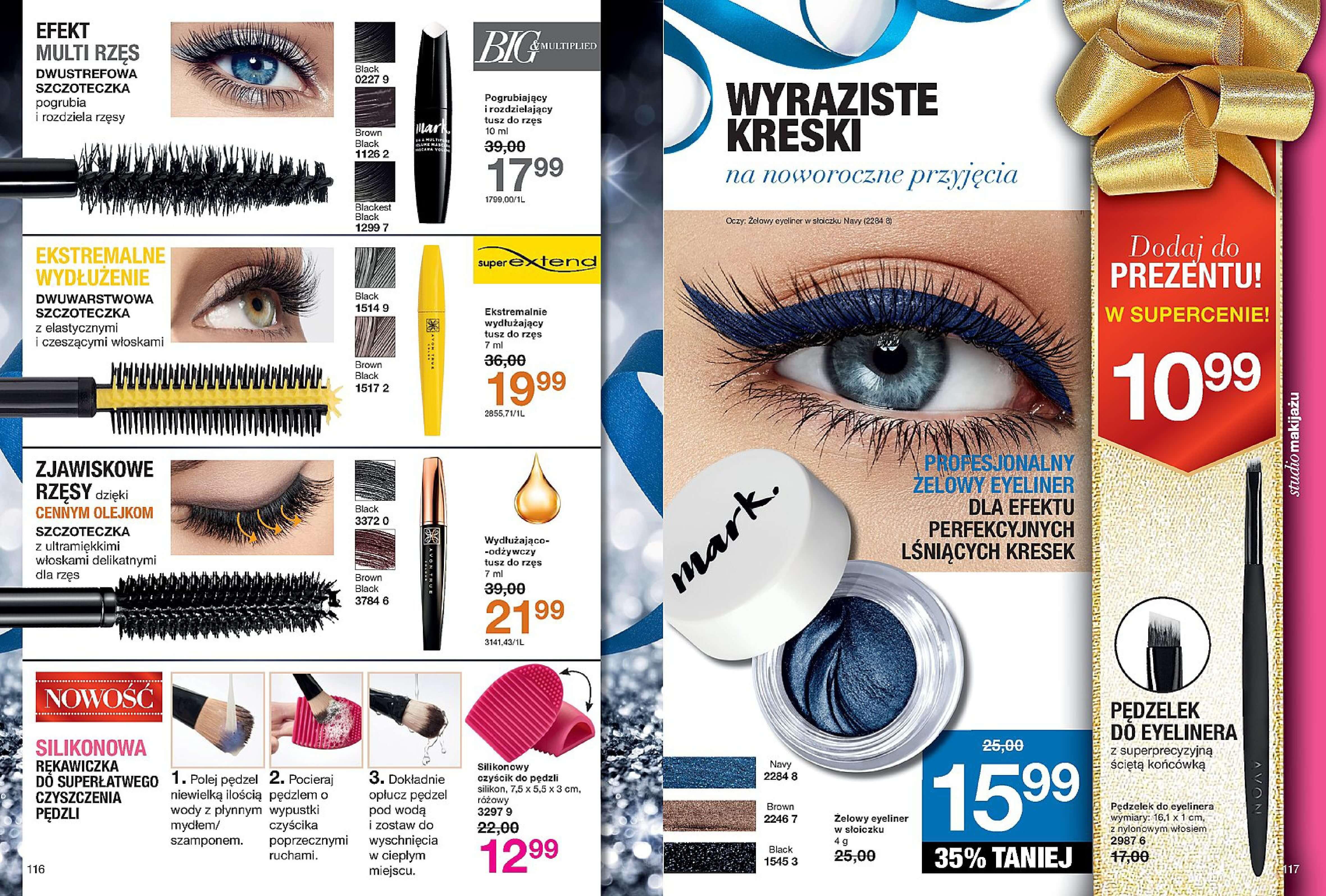Gazetka Avon - Katalog 17/2017 Gwiazdka-29.11.2017-27.12.2017-page-59