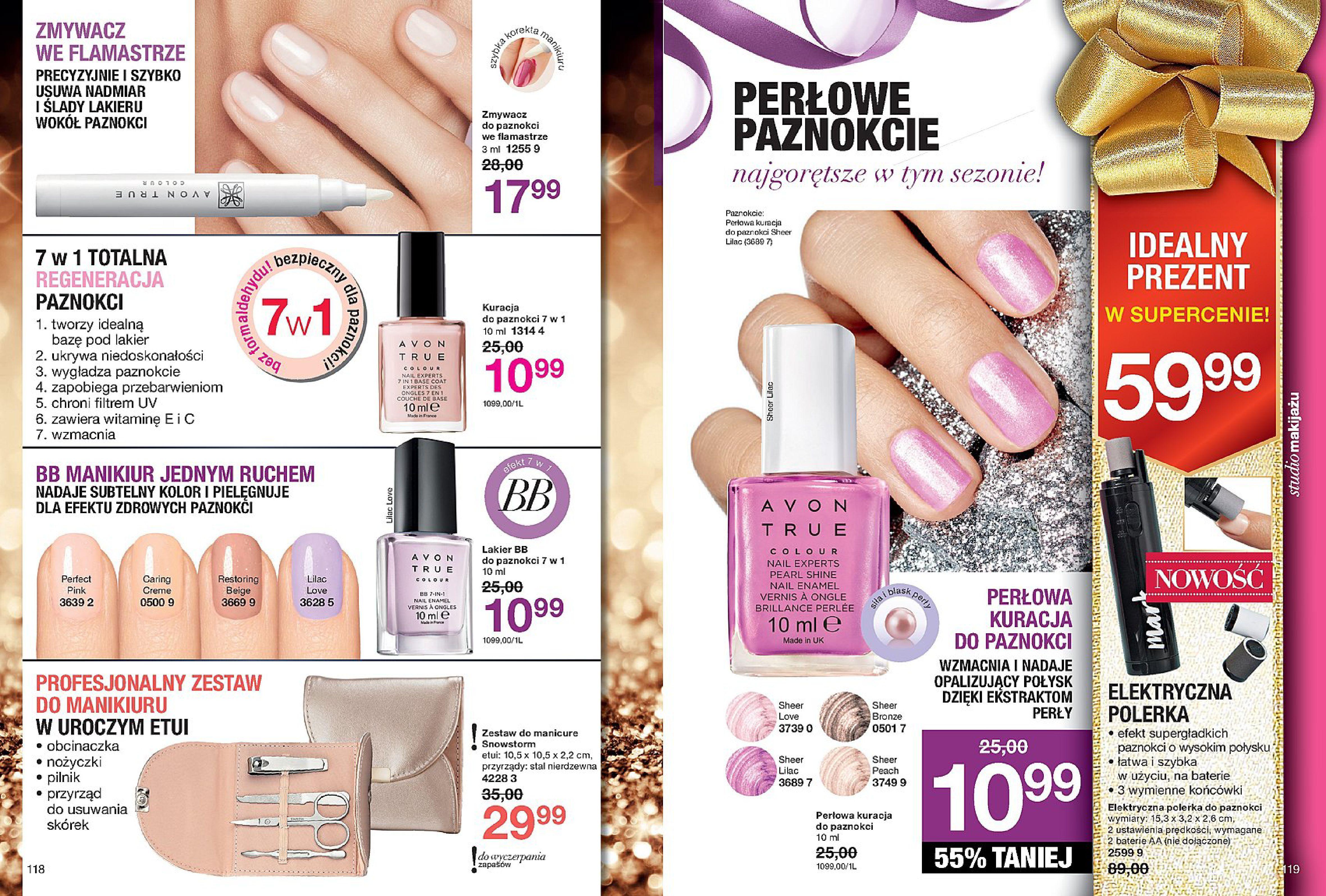 Gazetka Avon - Katalog 17/2017 Gwiazdka-29.11.2017-27.12.2017-page-60