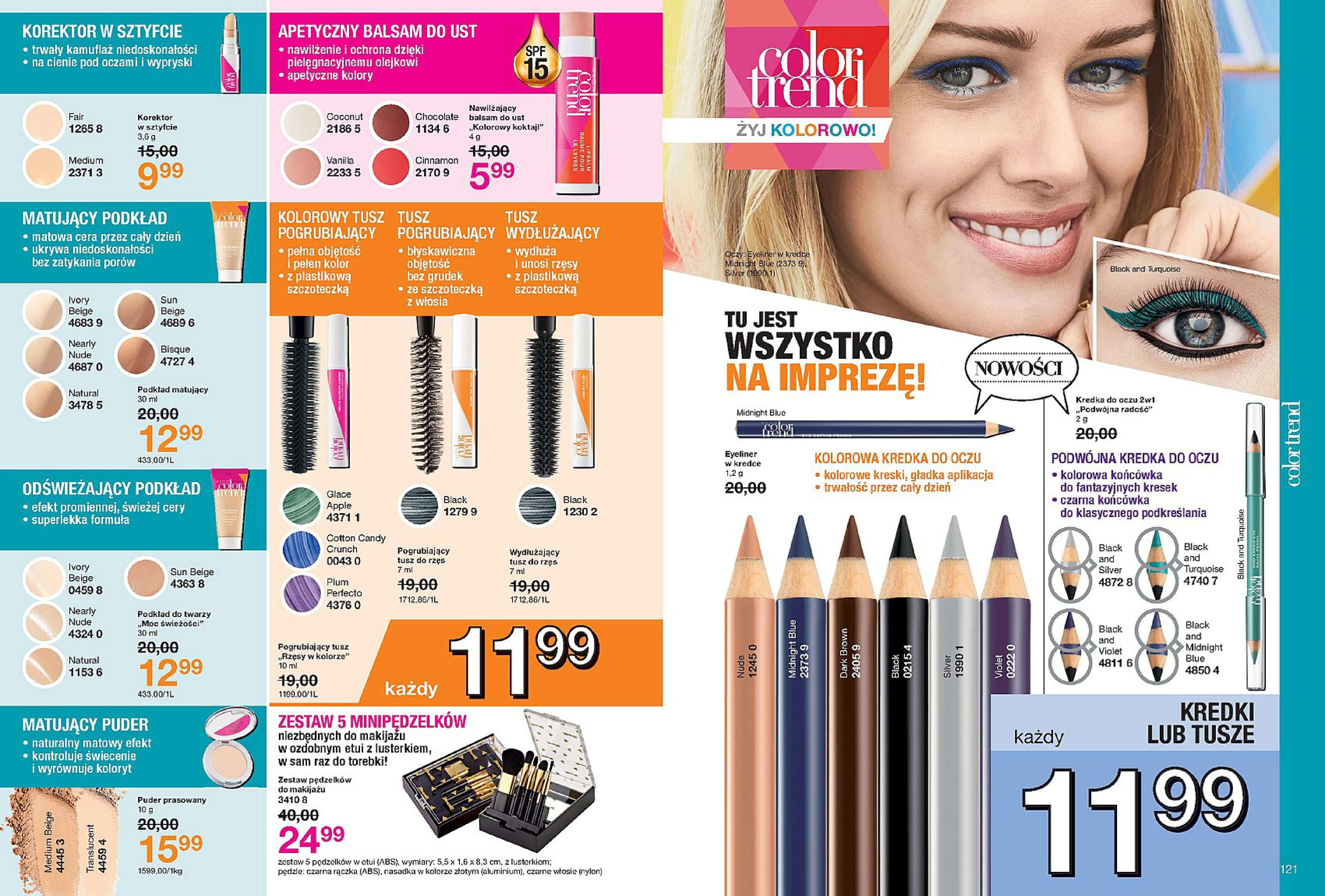 Gazetka Avon - Katalog 17/2017 Gwiazdka-29.11.2017-27.12.2017-page-61