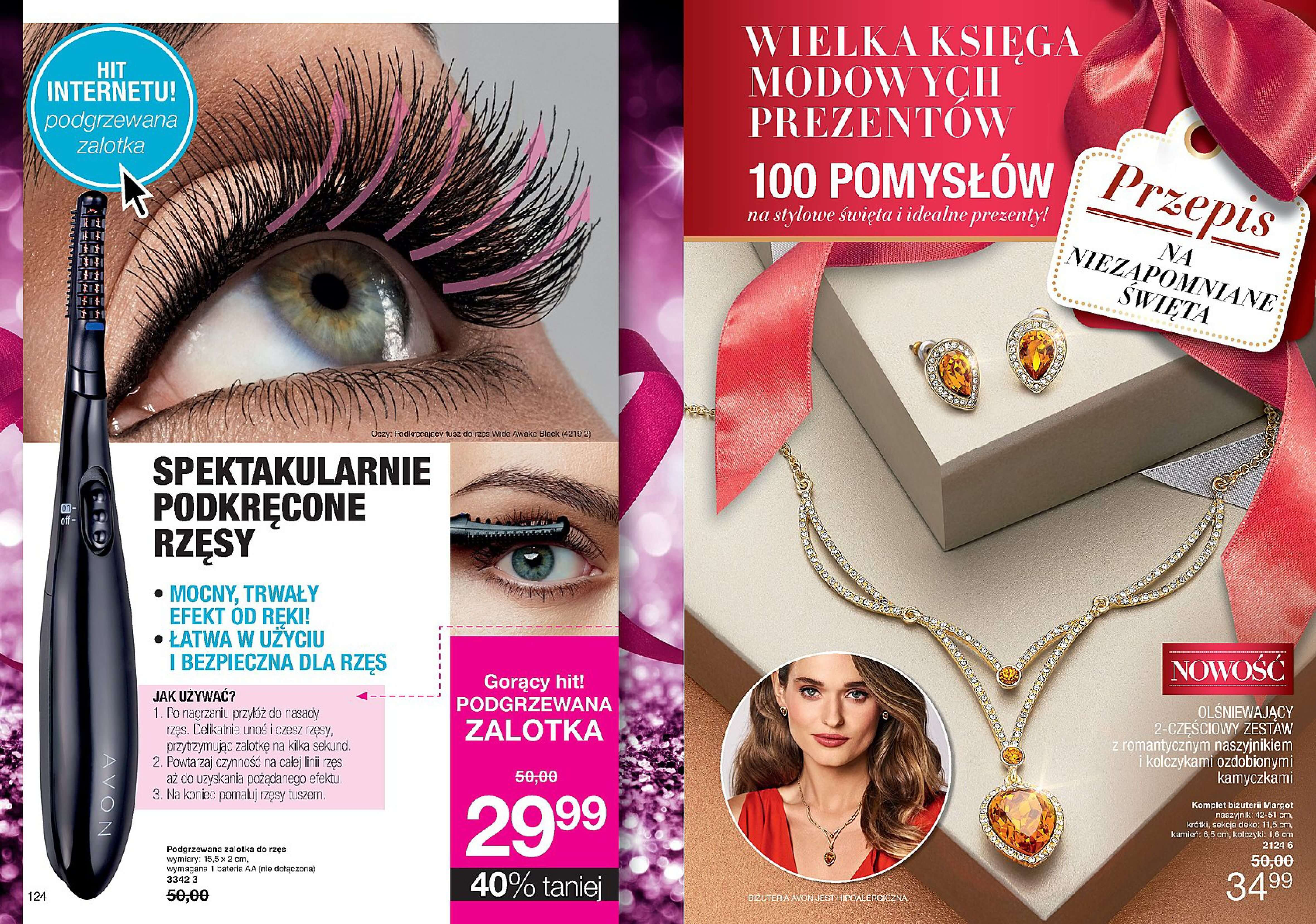 Gazetka Avon - Katalog 17/2017 Gwiazdka-29.11.2017-27.12.2017-page-63