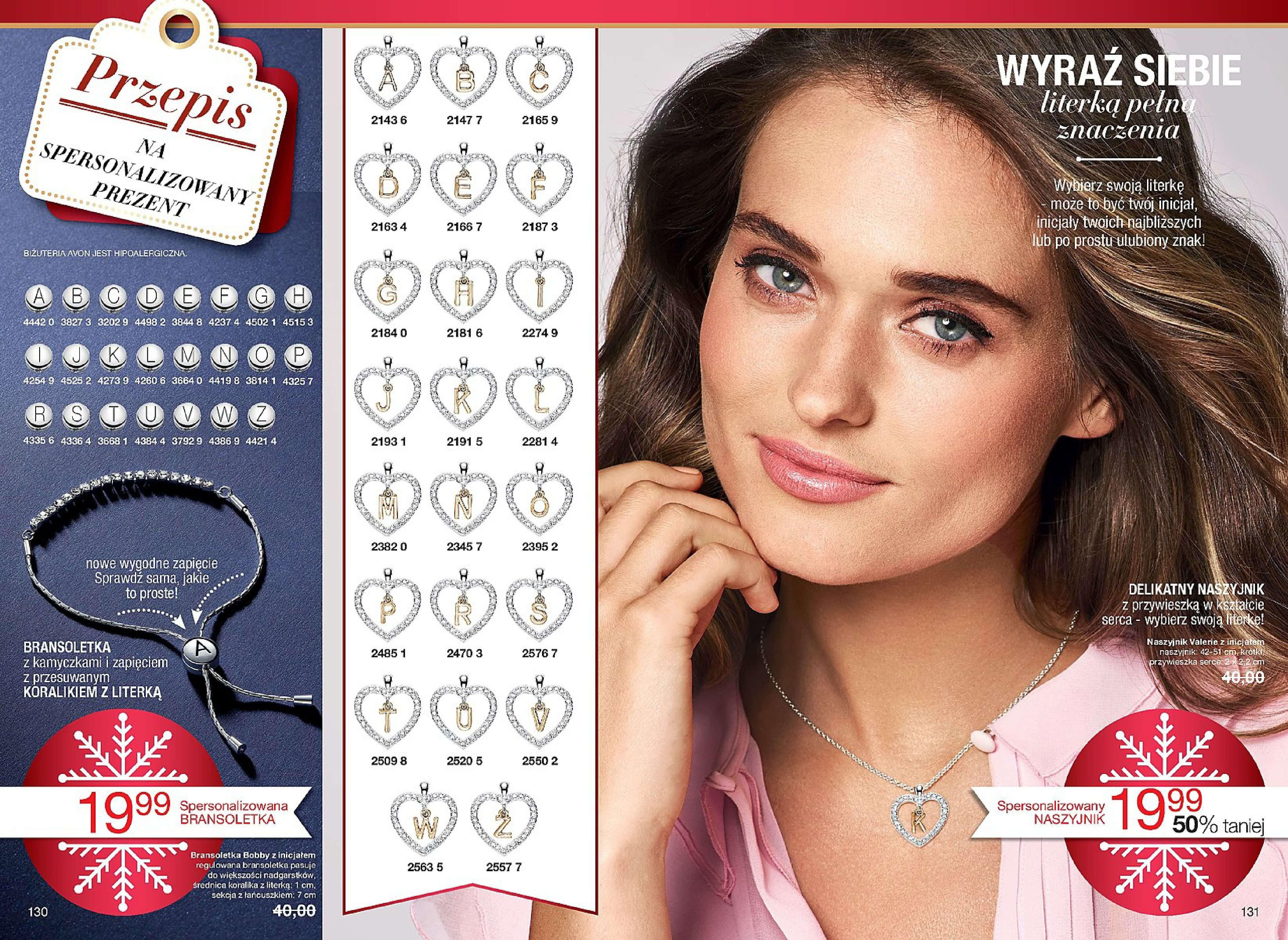 Gazetka Avon - Katalog 17/2017 Gwiazdka-29.11.2017-27.12.2017-page-66