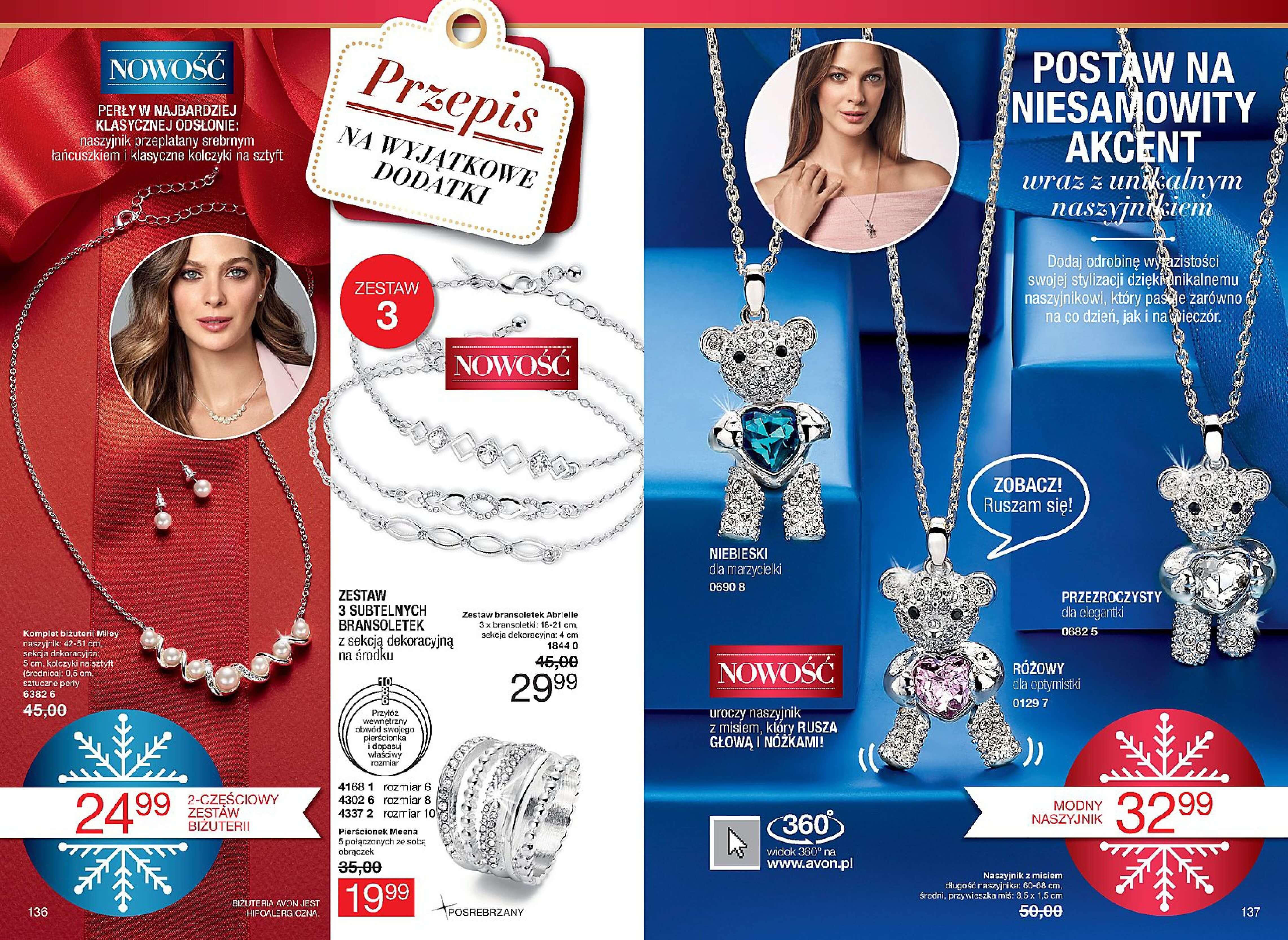 Gazetka Avon - Katalog 17/2017 Gwiazdka-29.11.2017-27.12.2017-page-69