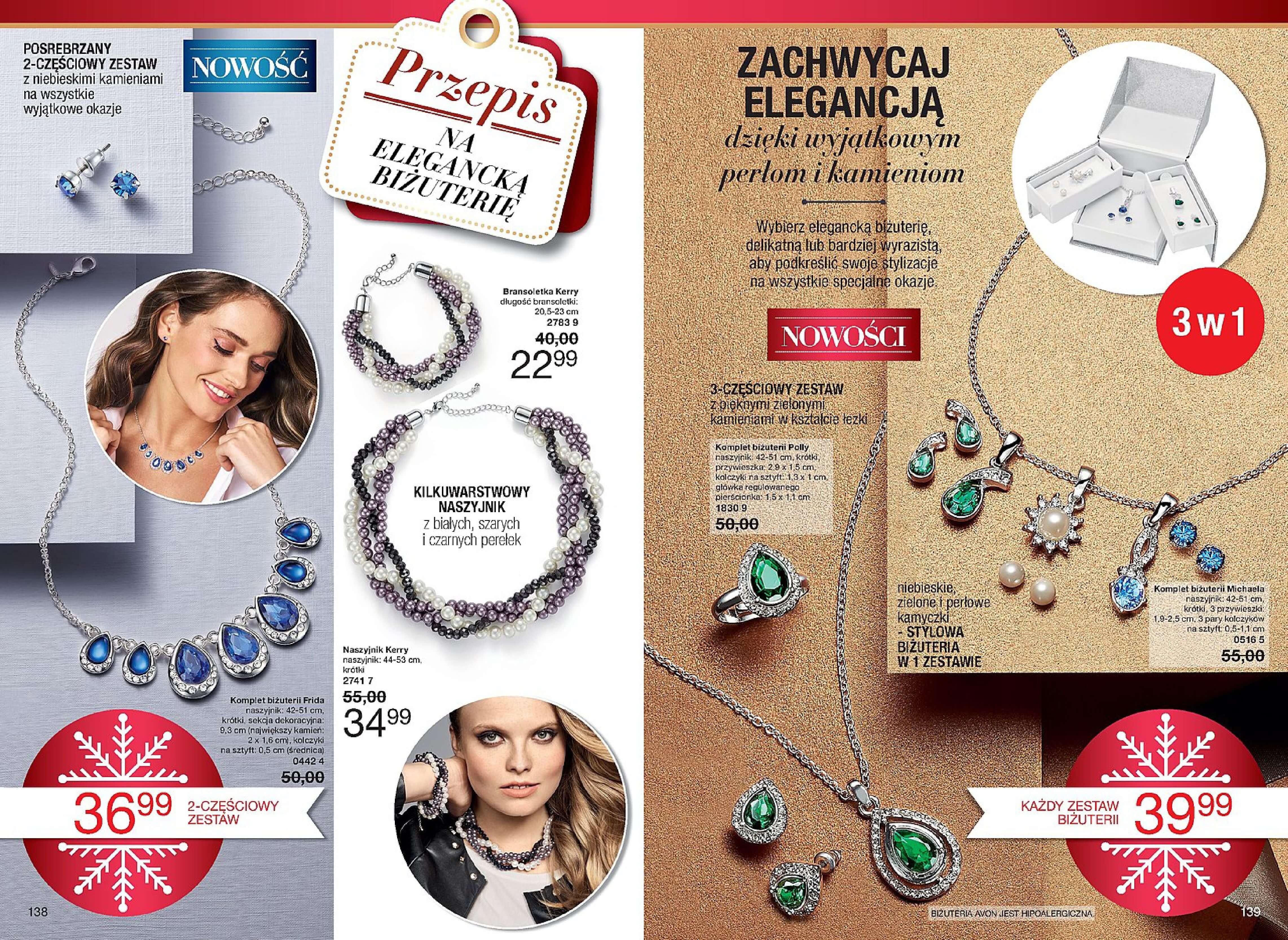 Gazetka Avon - Katalog 17/2017 Gwiazdka-29.11.2017-27.12.2017-page-70